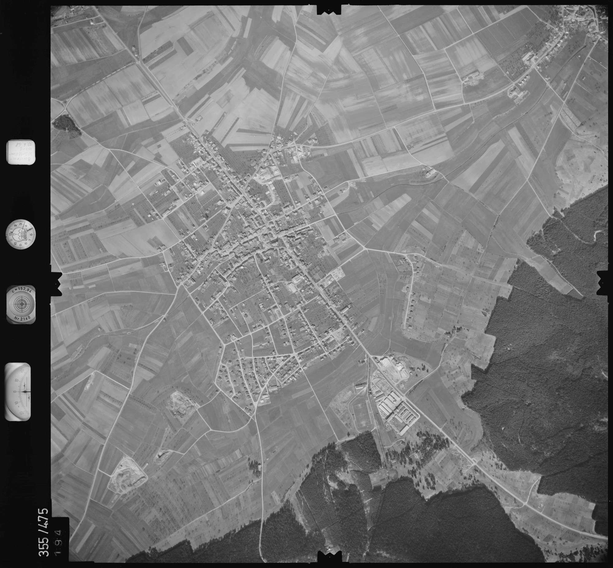 Luftbild: Film 38 Bildnr. 194, Bild 1