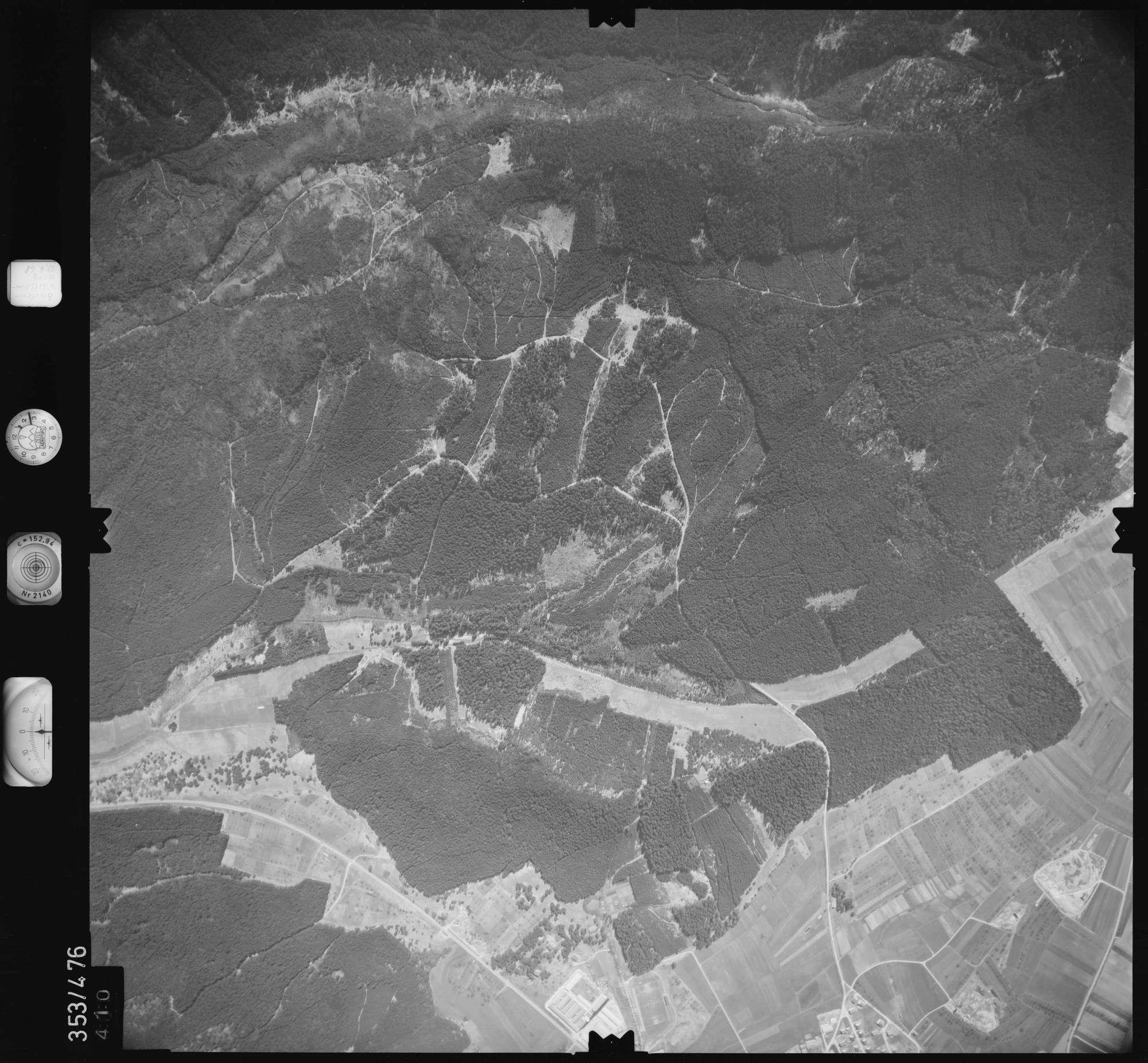 Luftbild: Film 41 Bildnr. 410, Bild 1