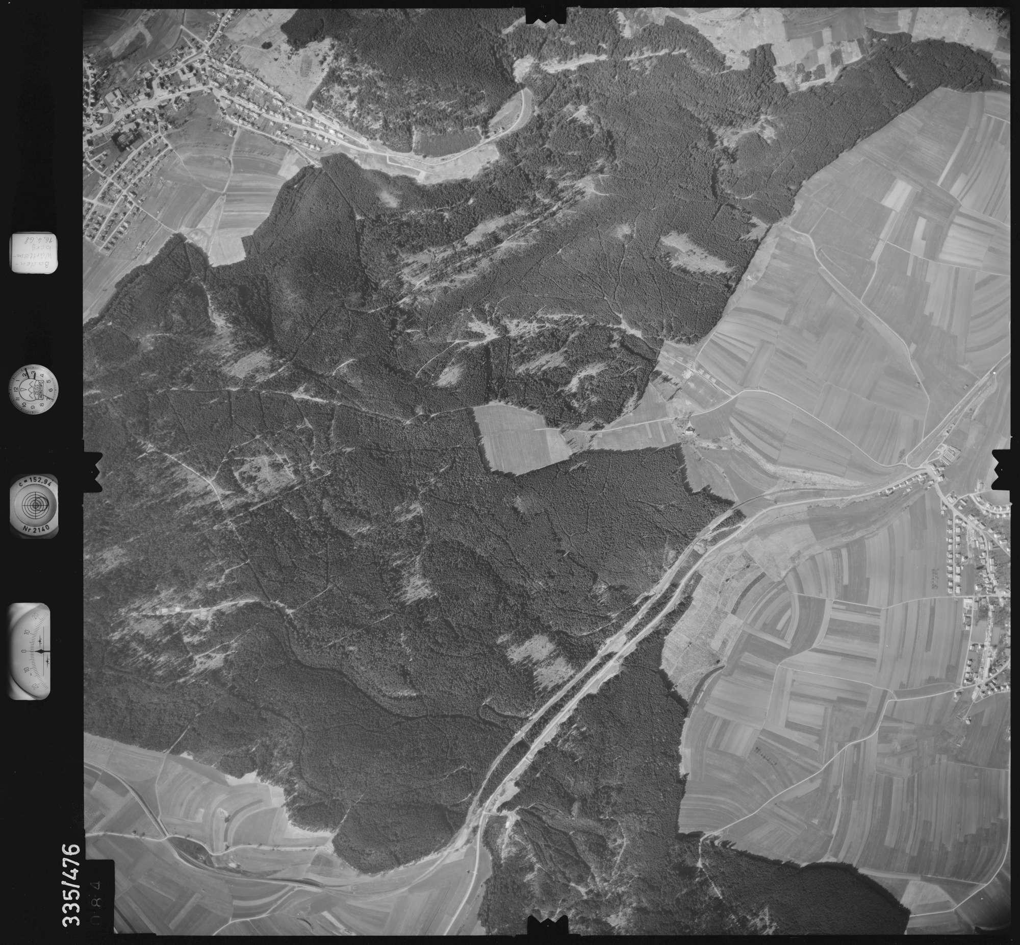 Luftbild: Film 49 Bildnr. 84, Bild 1