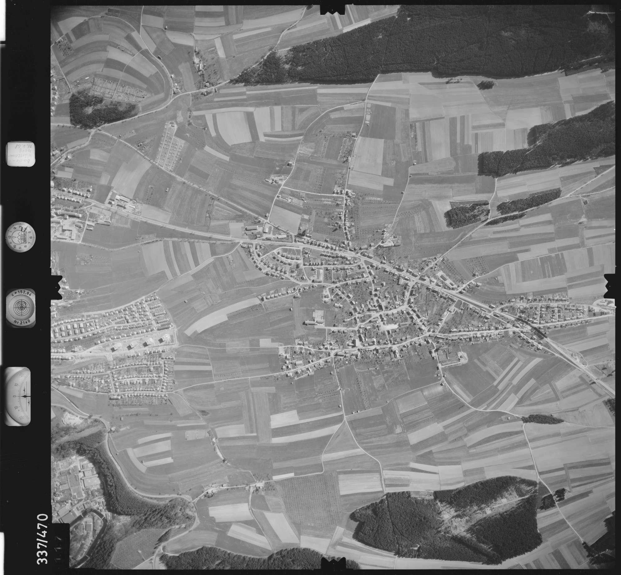 Luftbild: Film 49 Bildnr. 117, Bild 1