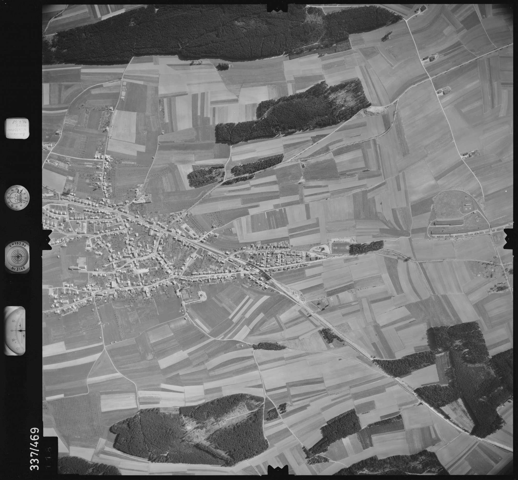 Luftbild: Film 49 Bildnr. 118, Bild 1