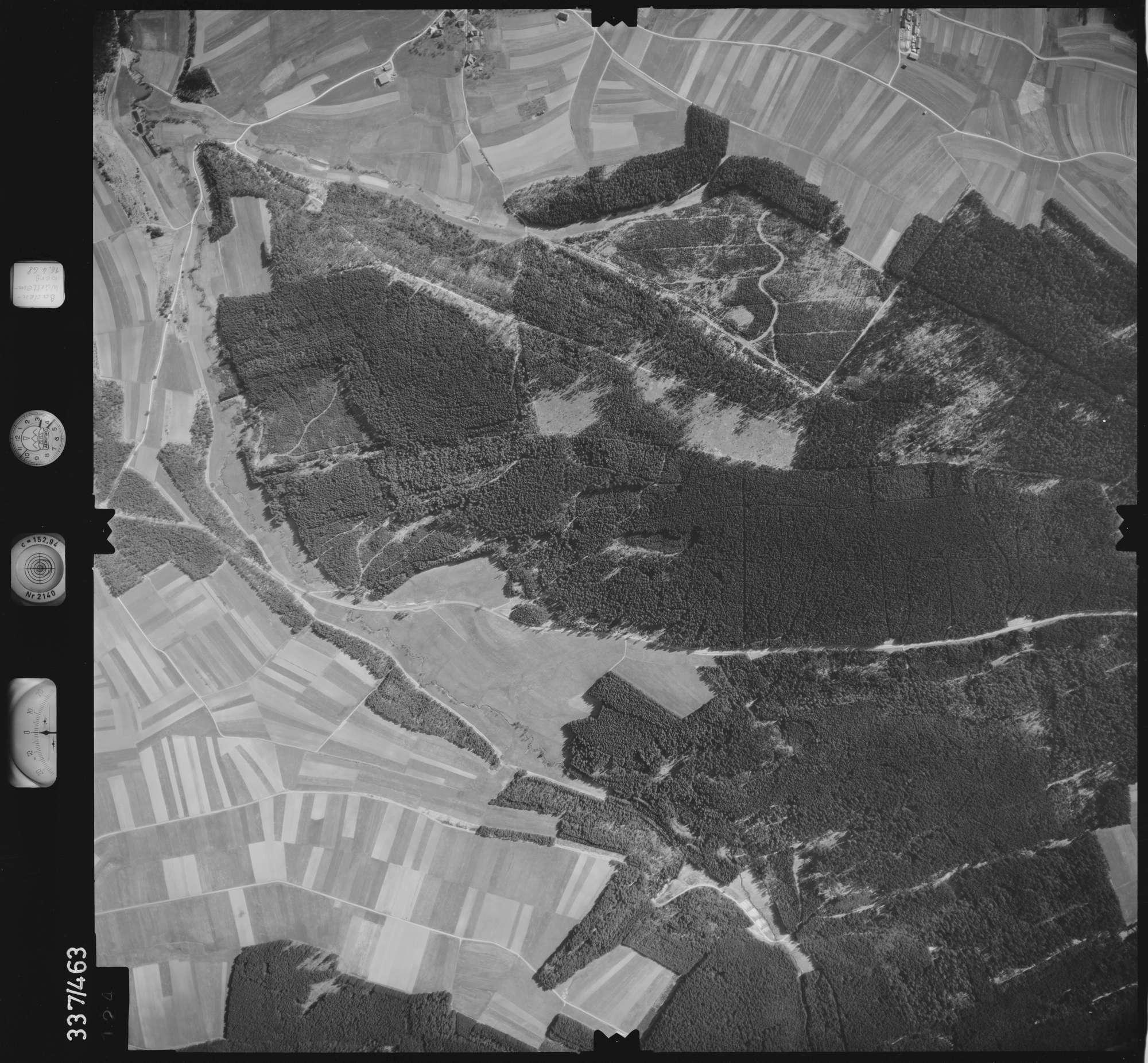 Luftbild: Film 49 Bildnr. 124, Bild 1