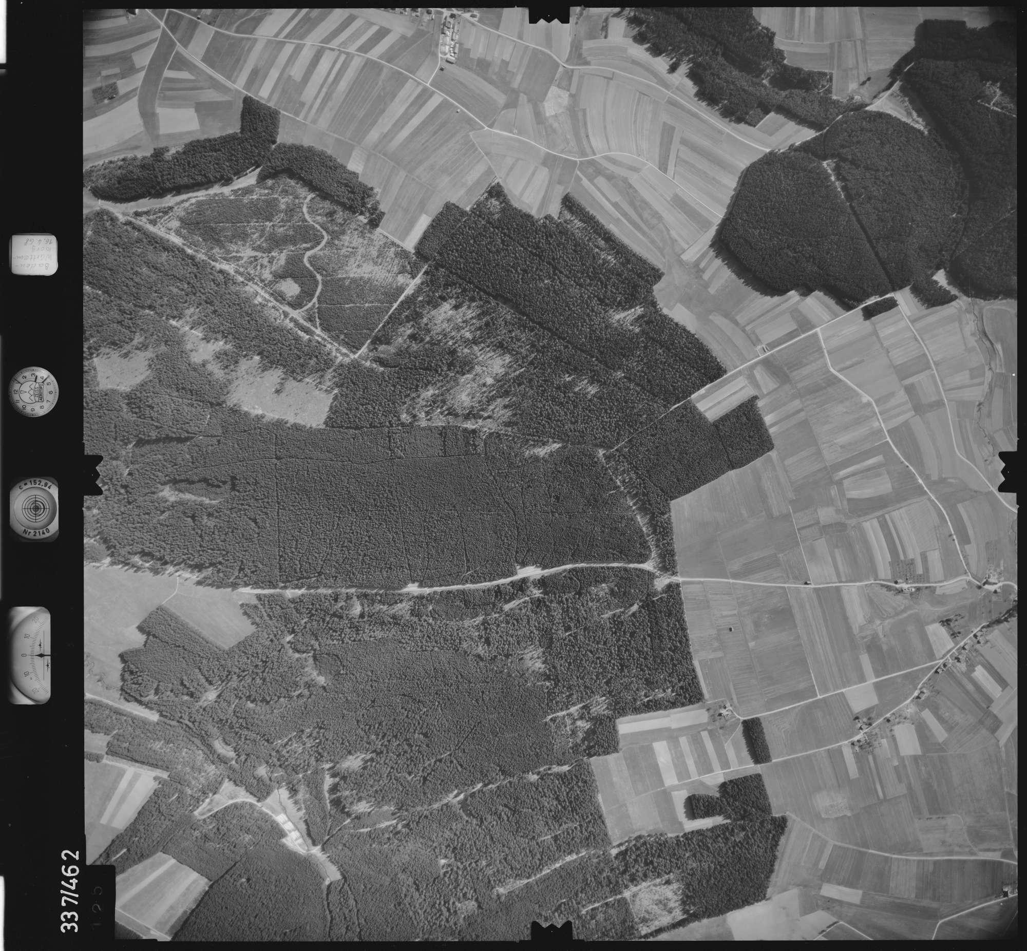 Luftbild: Film 49 Bildnr. 125, Bild 1