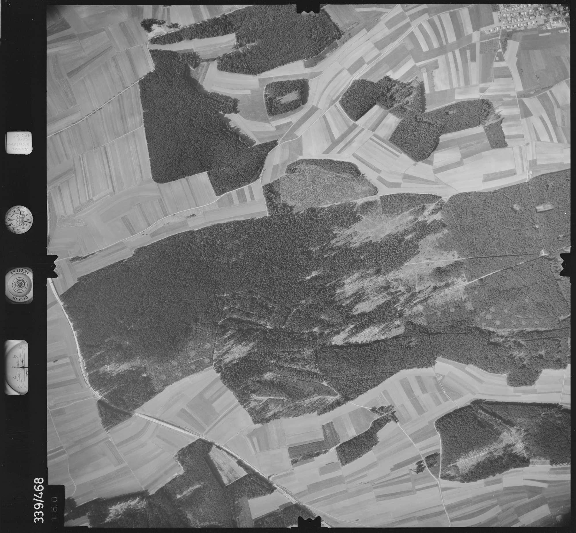 Luftbild: Film 49 Bildnr. 160, Bild 1