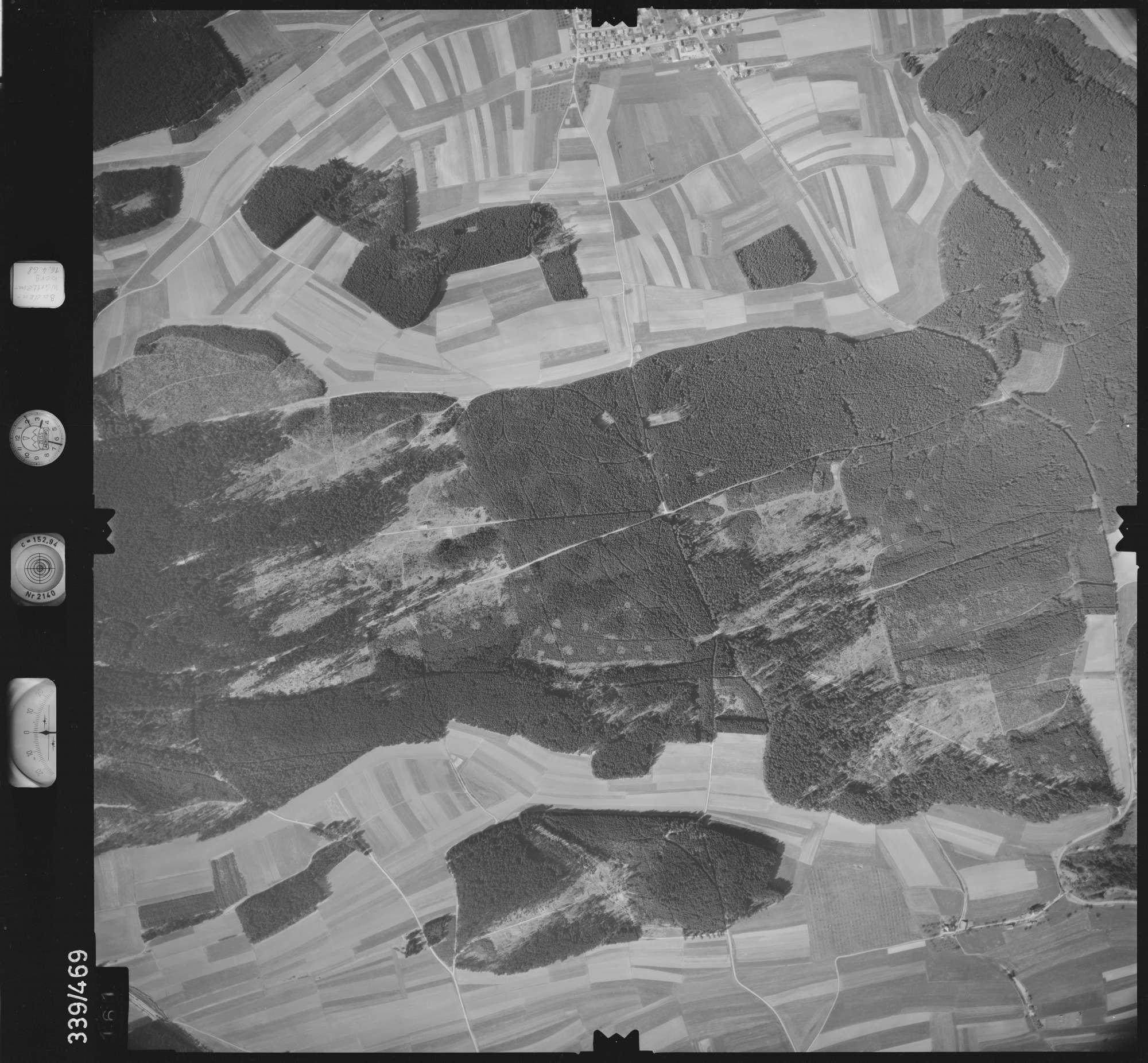 Luftbild: Film 49 Bildnr. 161, Bild 1