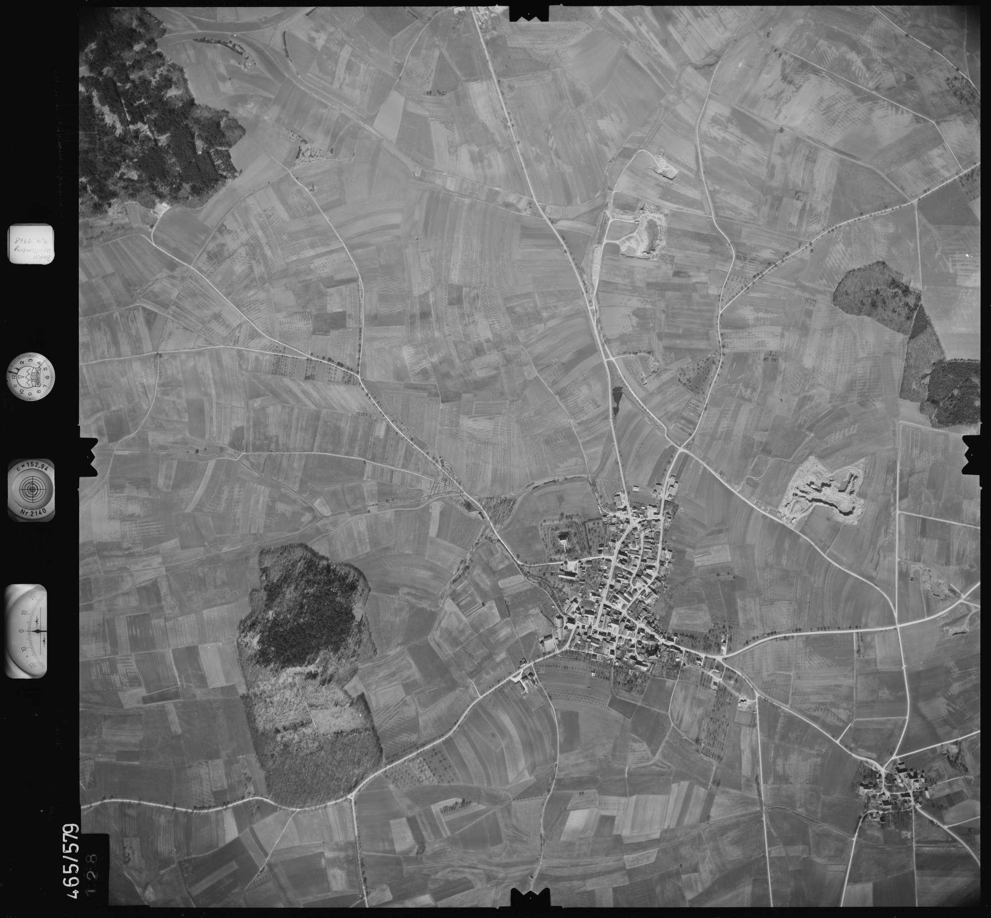 Luftbild: Film 102 Bildnr. 128, Bild 1