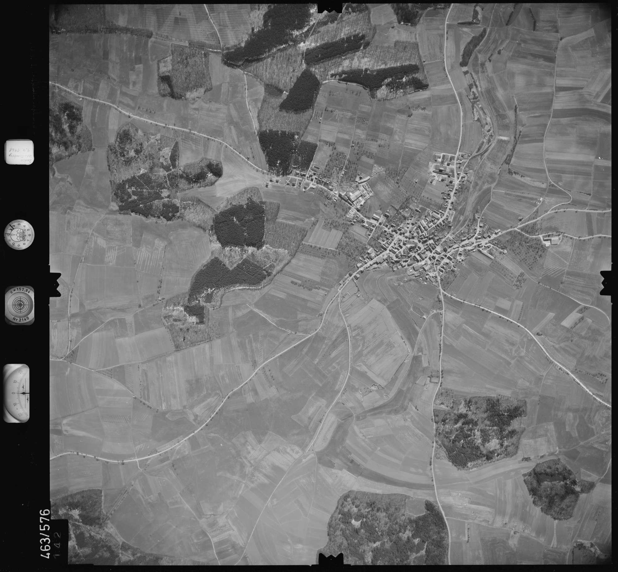 Luftbild: Film 102 Bildnr. 142, Bild 1