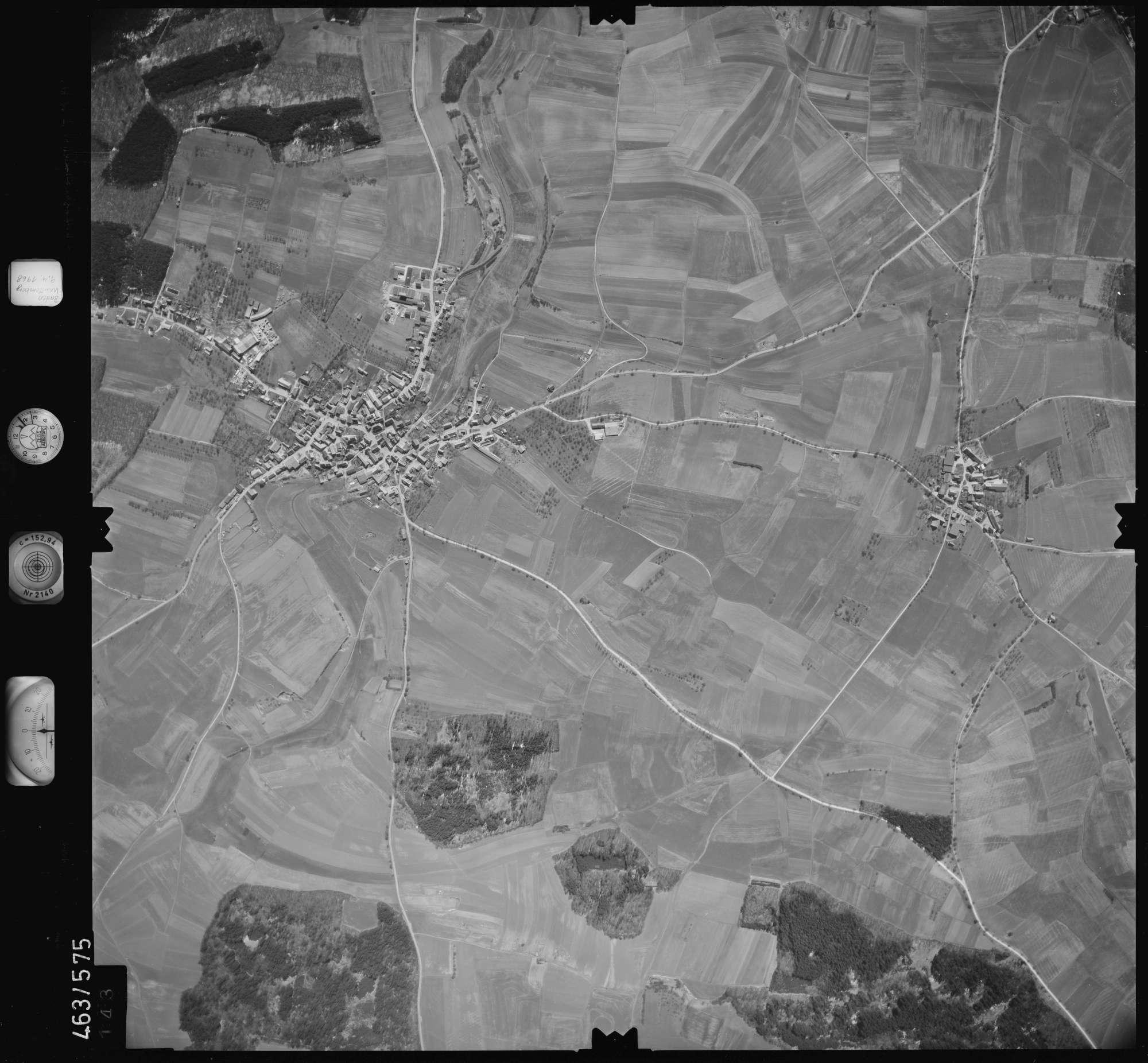 Luftbild: Film 102 Bildnr. 143, Bild 1