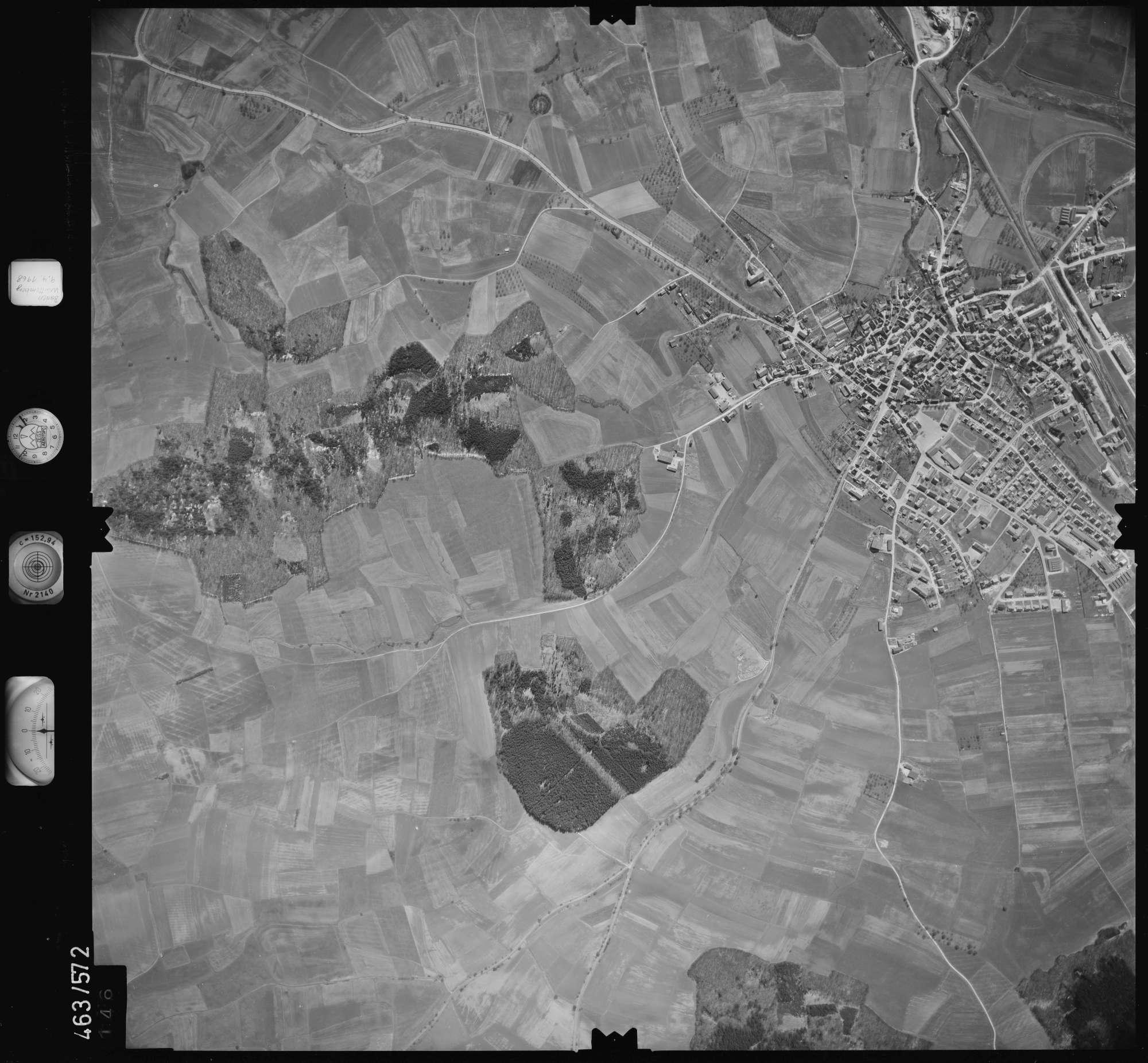 Luftbild: Film 102 Bildnr. 146, Bild 1
