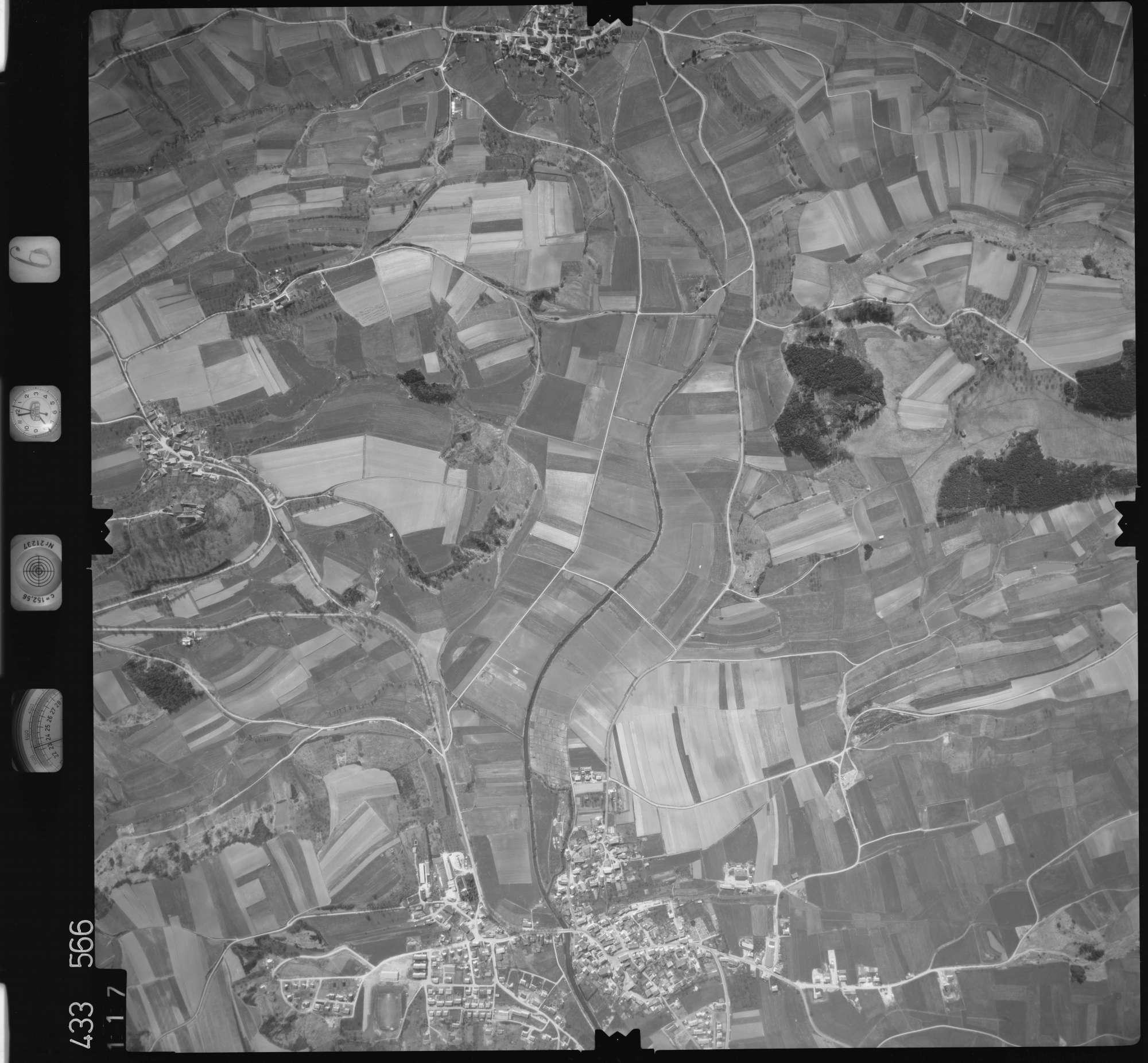 Luftbild: Film 6 Bildnr. 117, Bild 1