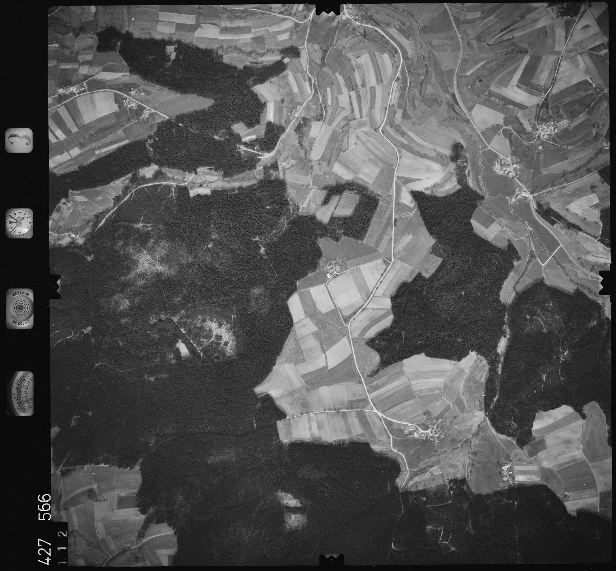 Luftbild: Film 3 Bildnr. 112, Bild 1