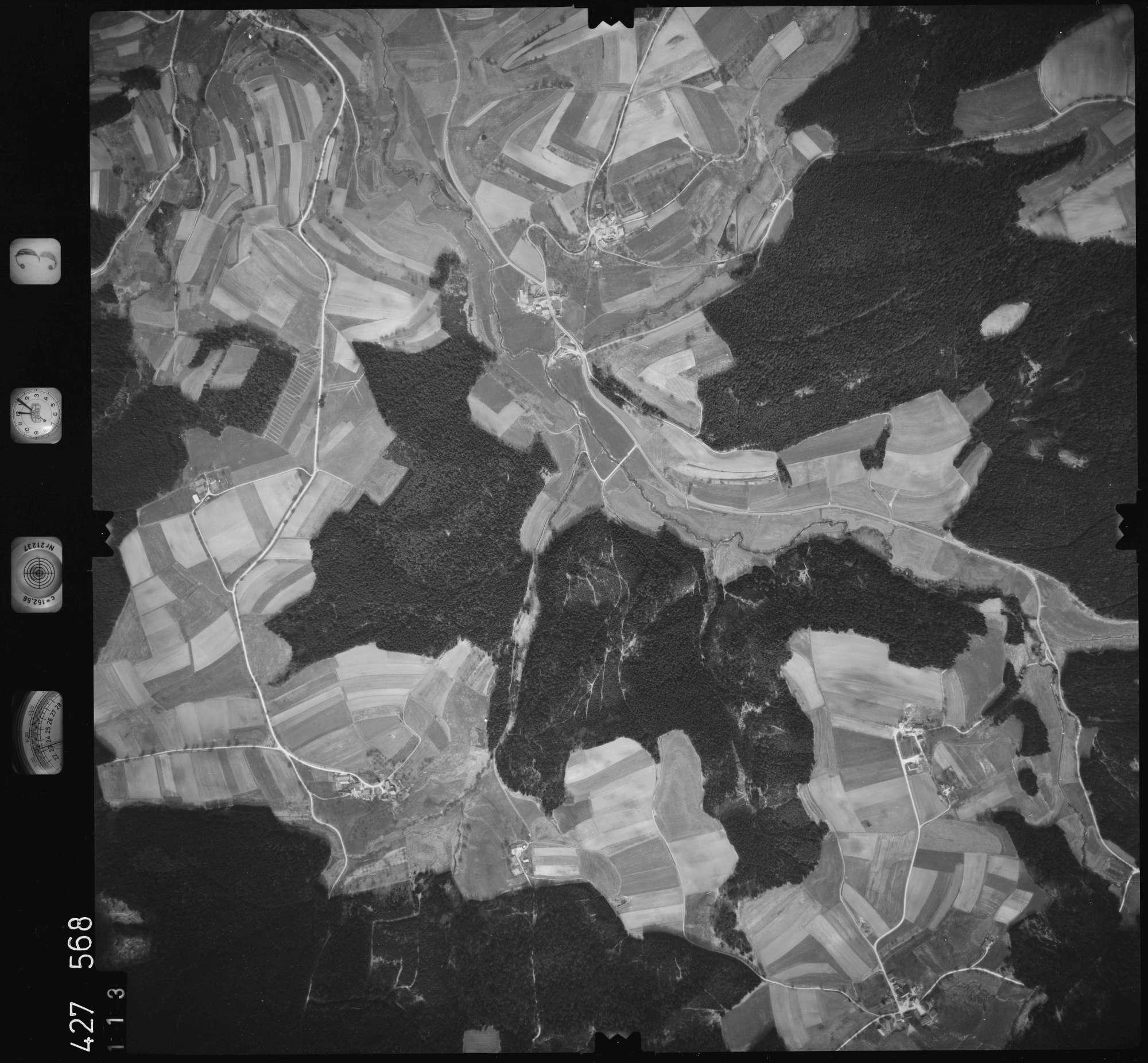 Luftbild: Film 3 Bildnr. 113, Bild 1