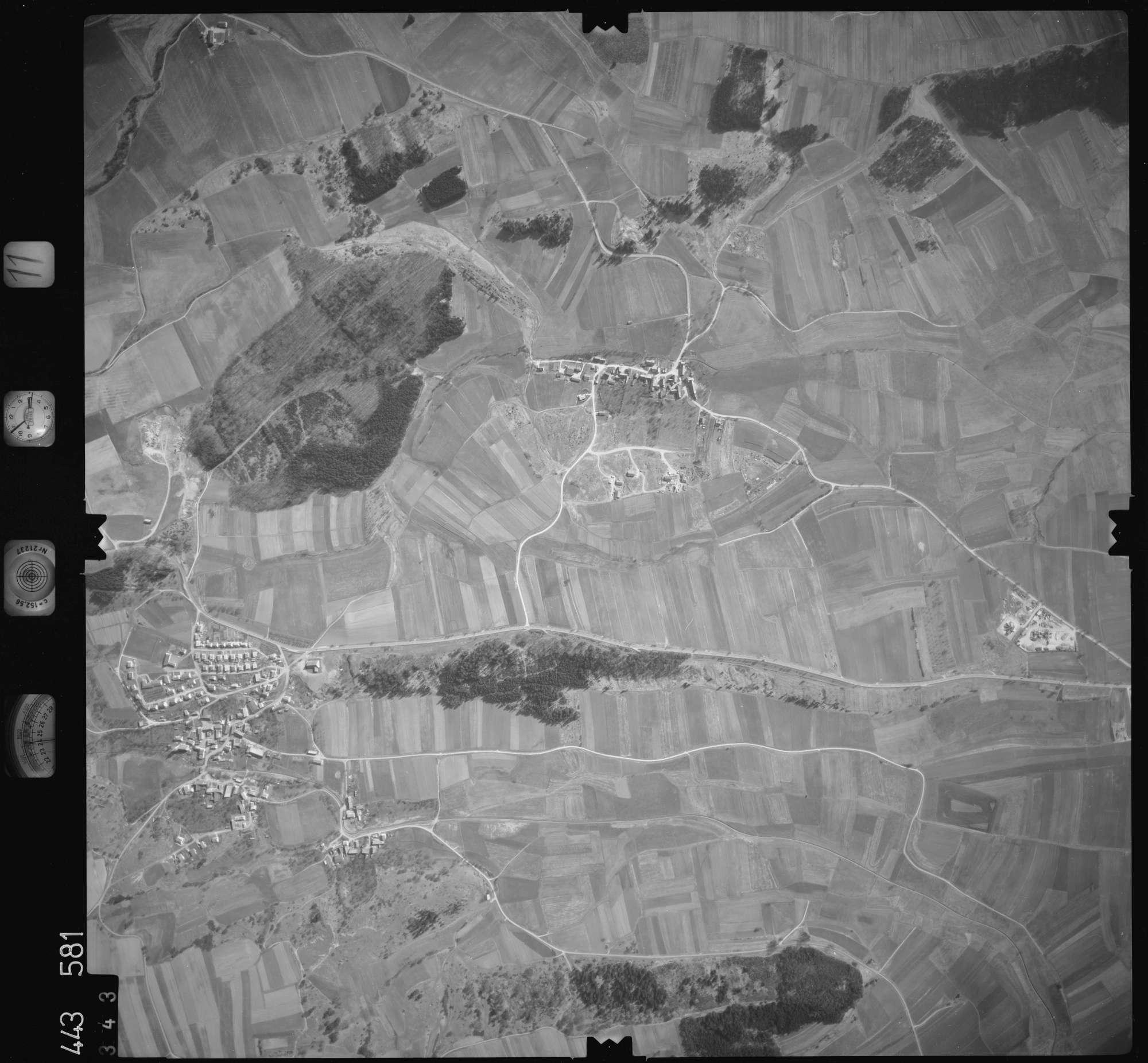 Luftbild: Film 11 Bildnr. 343, Bild 1