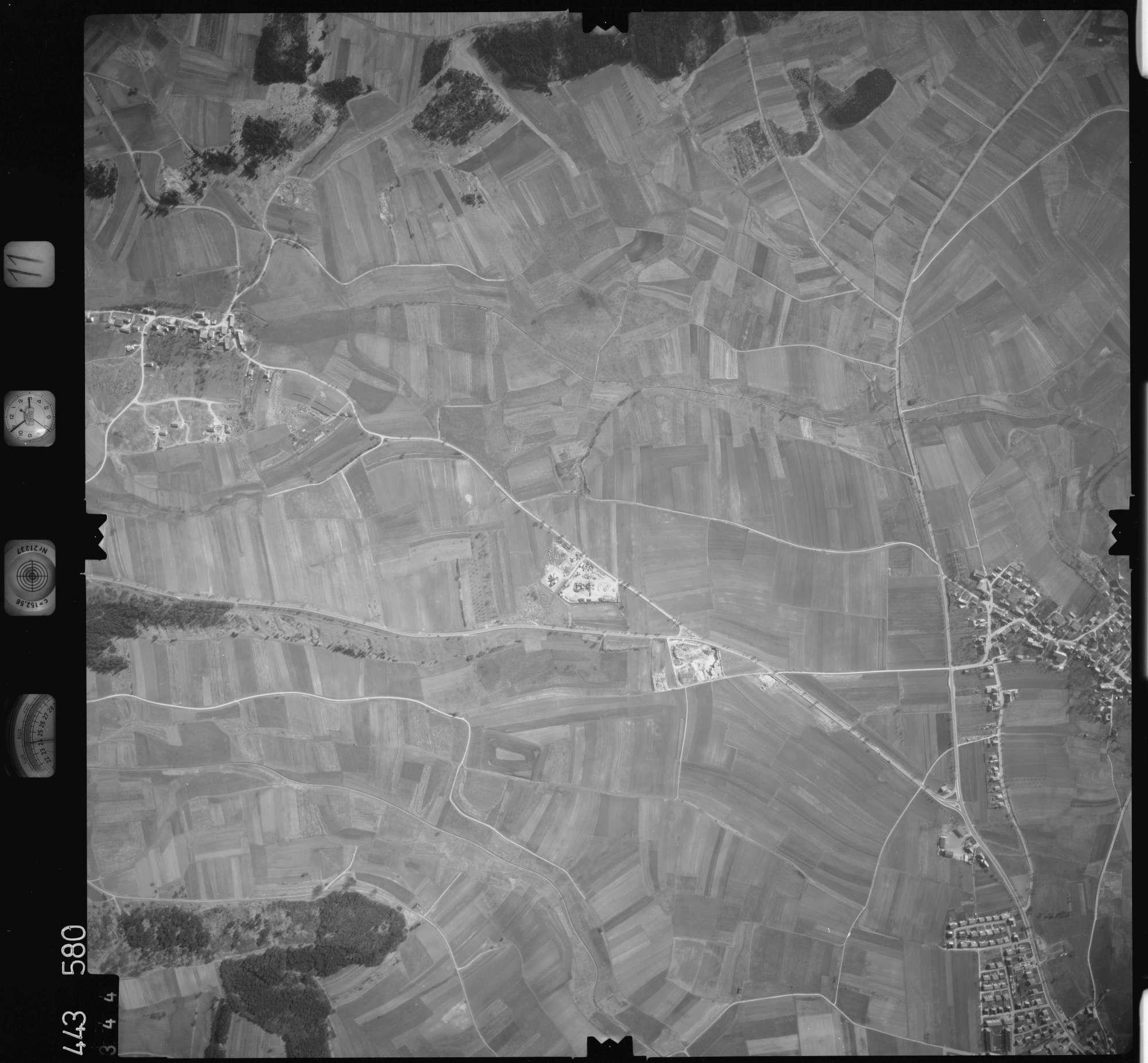Luftbild: Film 11 Bildnr. 344, Bild 1