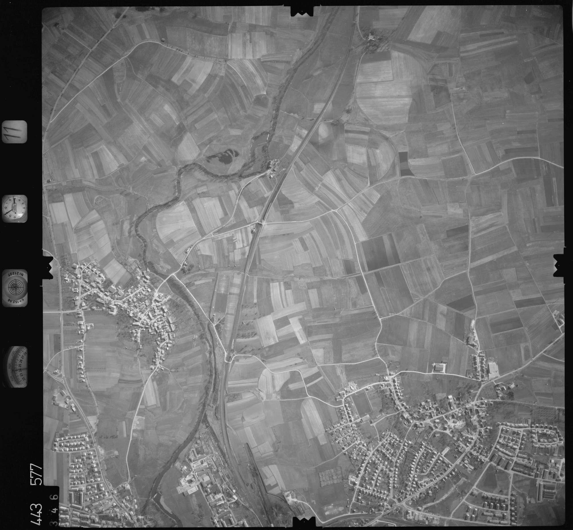Luftbild: Film 11 Bildnr. 346, Bild 1