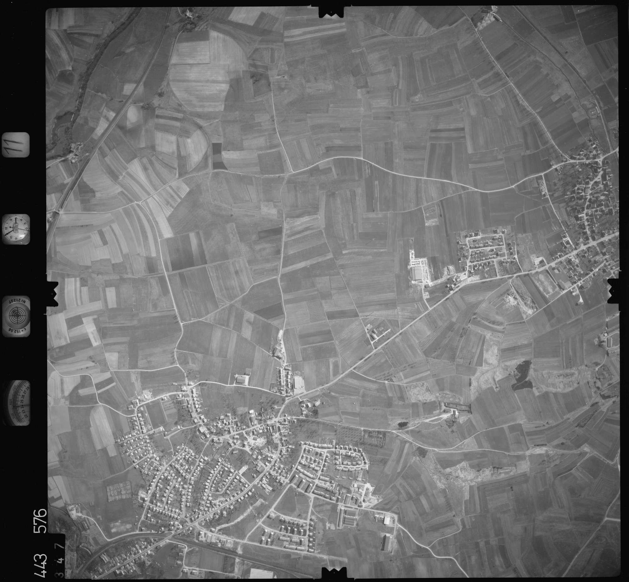 Luftbild: Film 11 Bildnr. 347, Bild 1