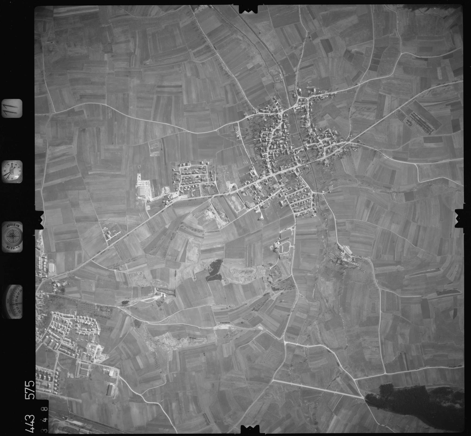 Luftbild: Film 11 Bildnr. 348, Bild 1