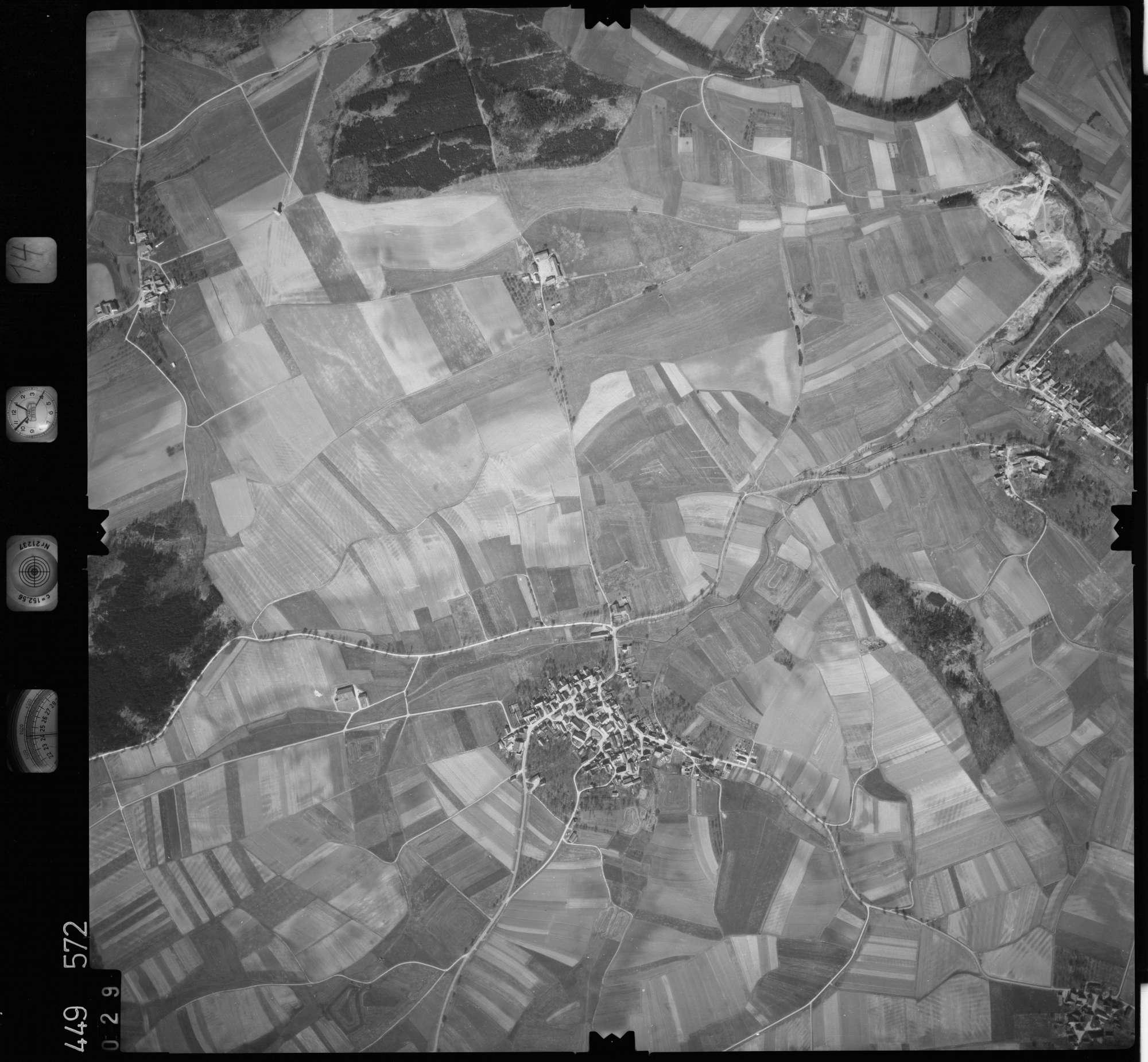 Luftbild: Film 14 Bildnr. 29, Bild 1