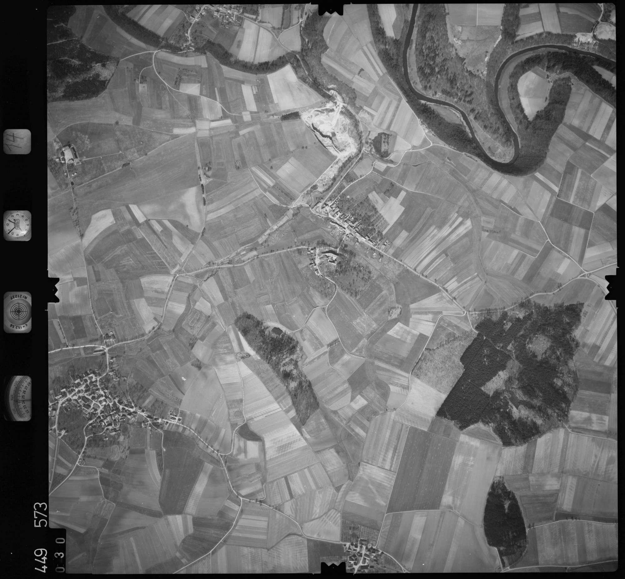 Luftbild: Film 14 Bildnr. 30, Bild 1