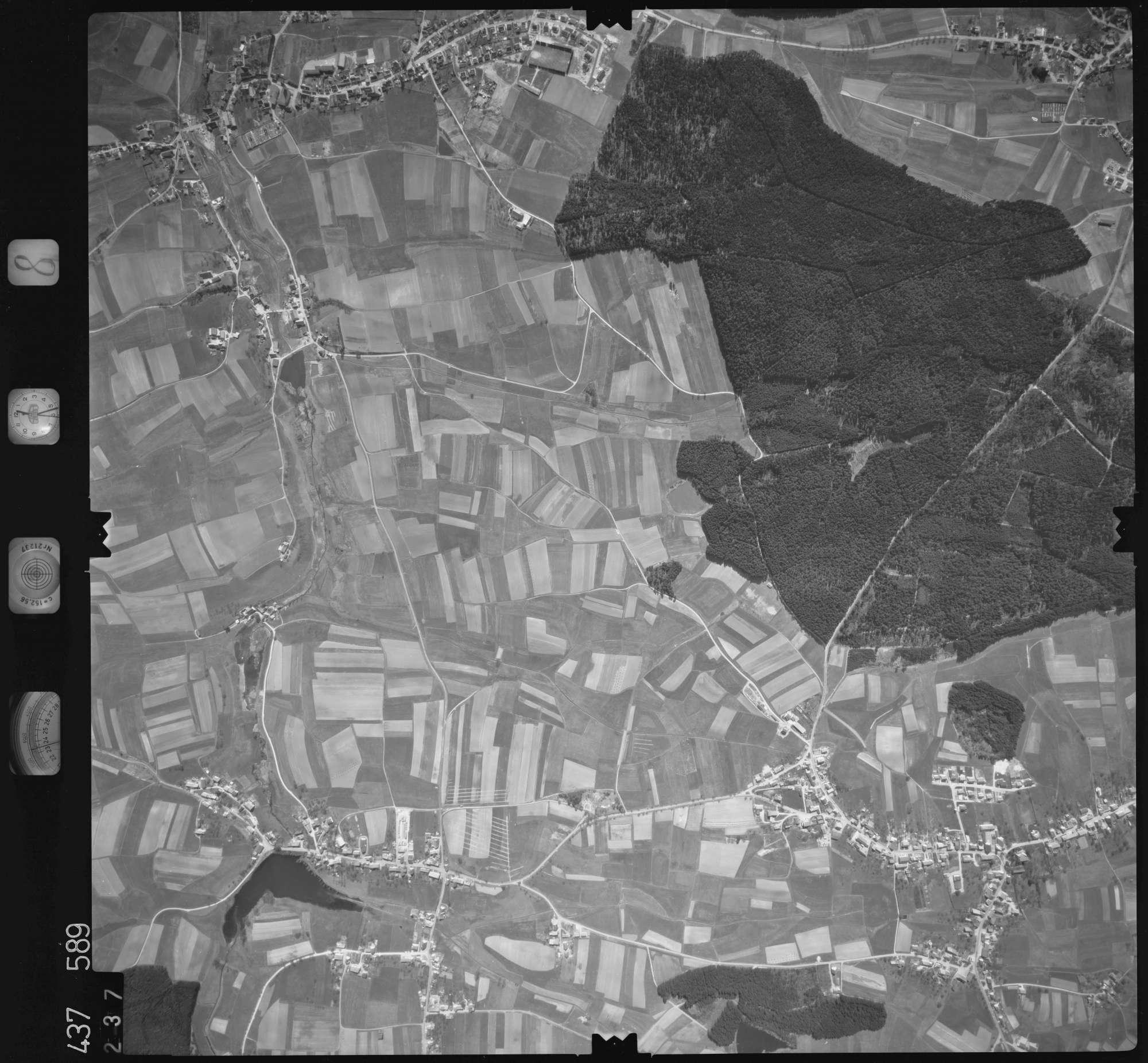Luftbild: Film 8 Bildnr. 237, Bild 1