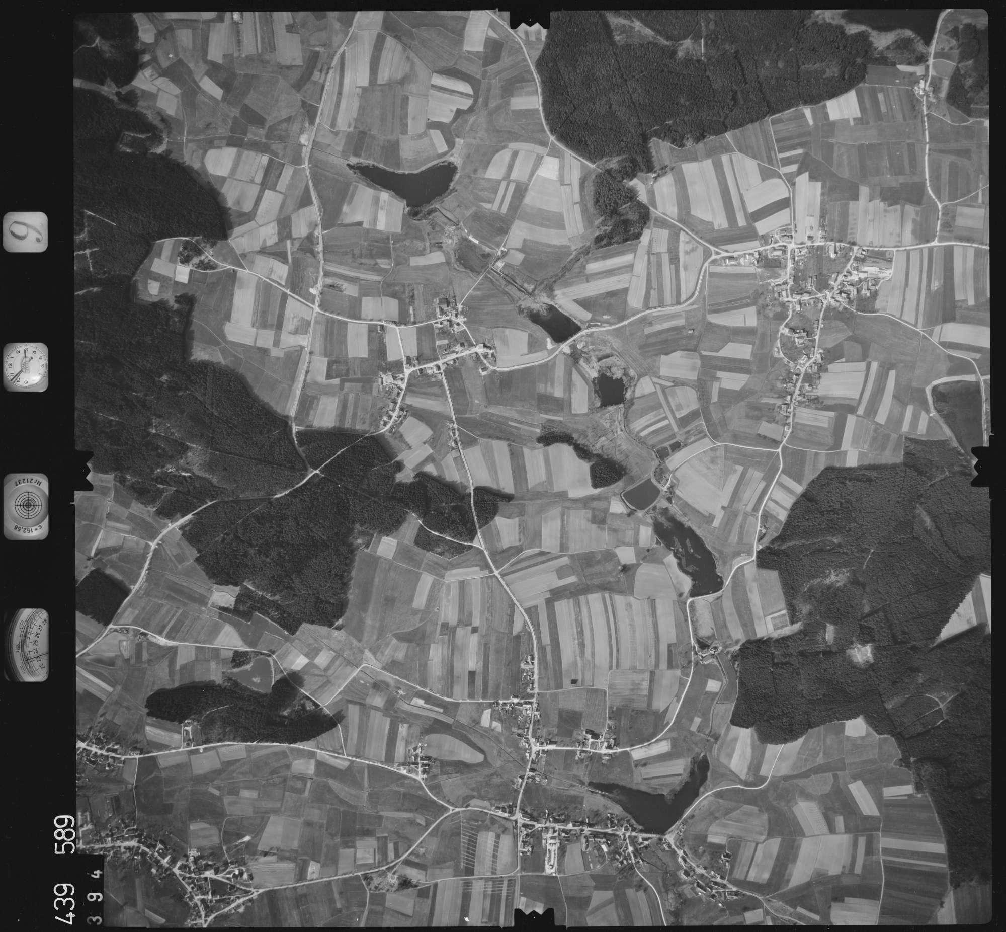 Luftbild: Film 9 Bildnr. 394, Bild 1