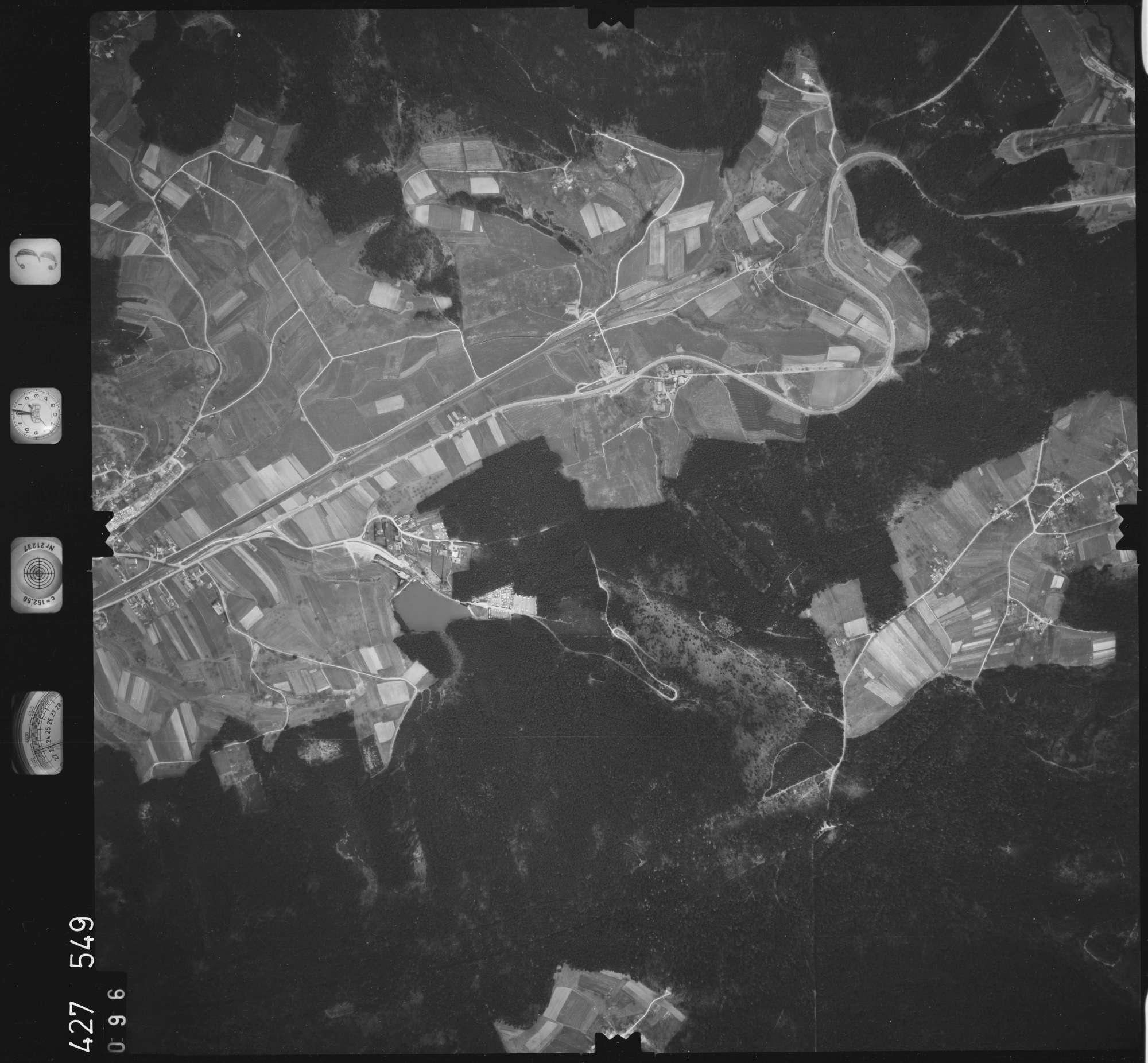 Luftbild: Film 3 Bildnr. 96, Bild 1