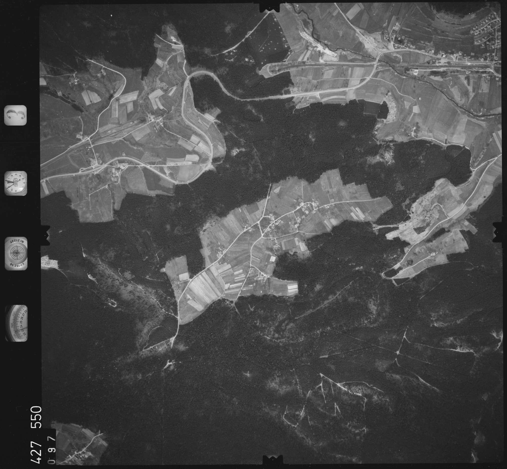 Luftbild: Film 3 Bildnr. 97, Bild 1