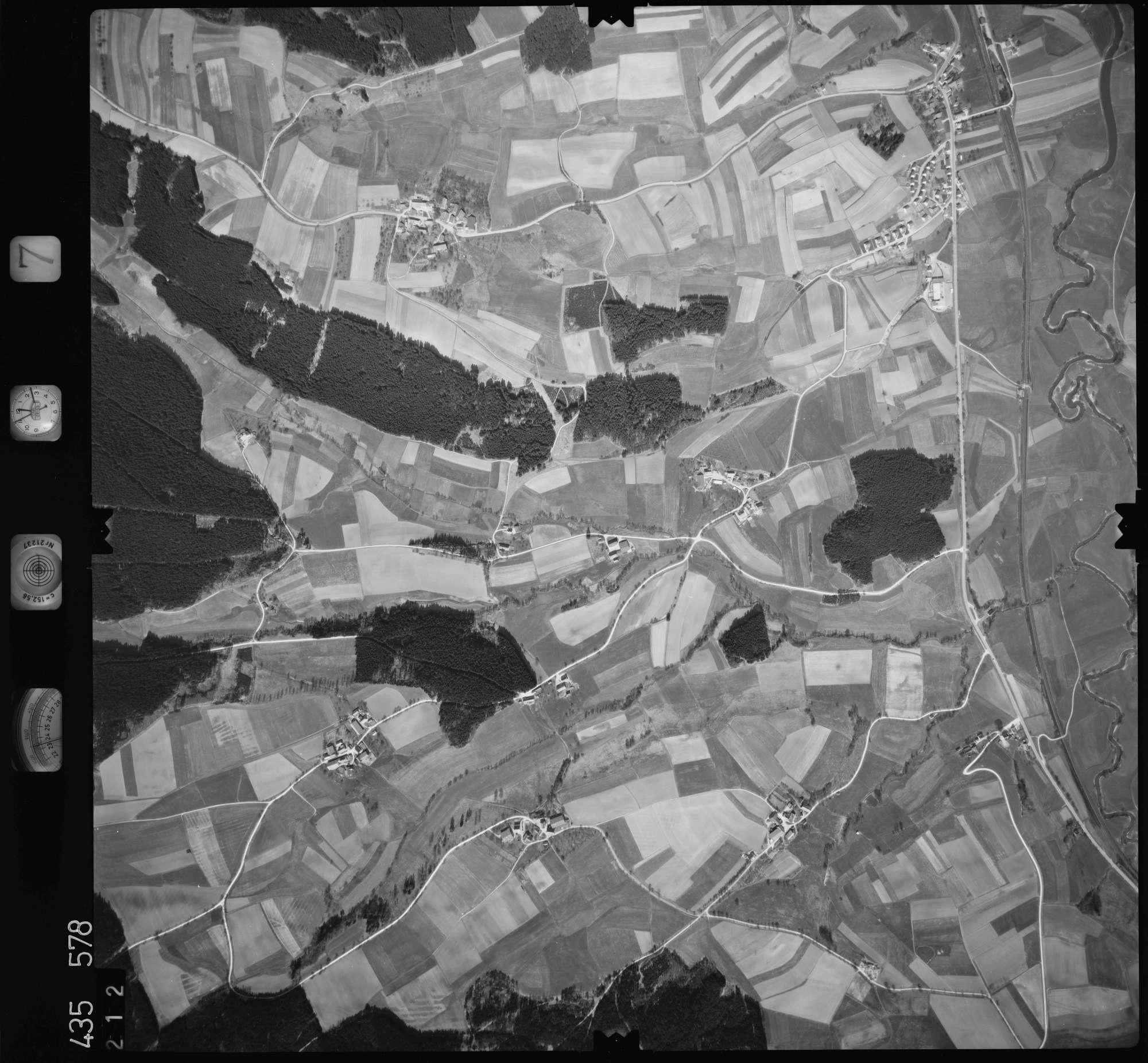 Luftbild: Film 7 Bildnr. 212, Bild 1