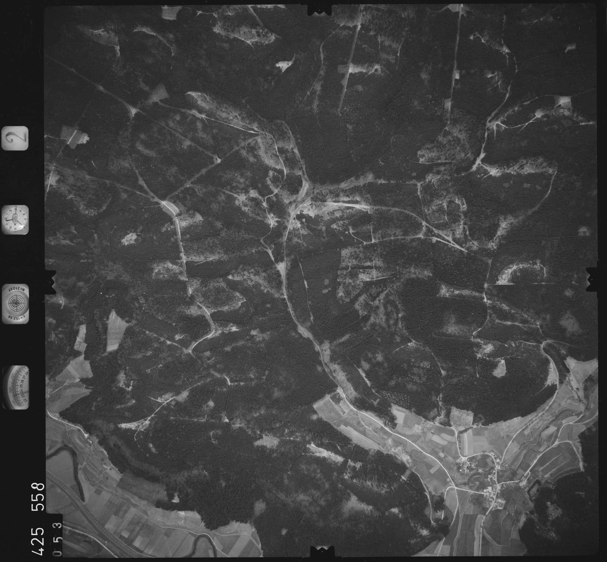 Luftbild: Film 2 Bildnr. 53, Bild 1
