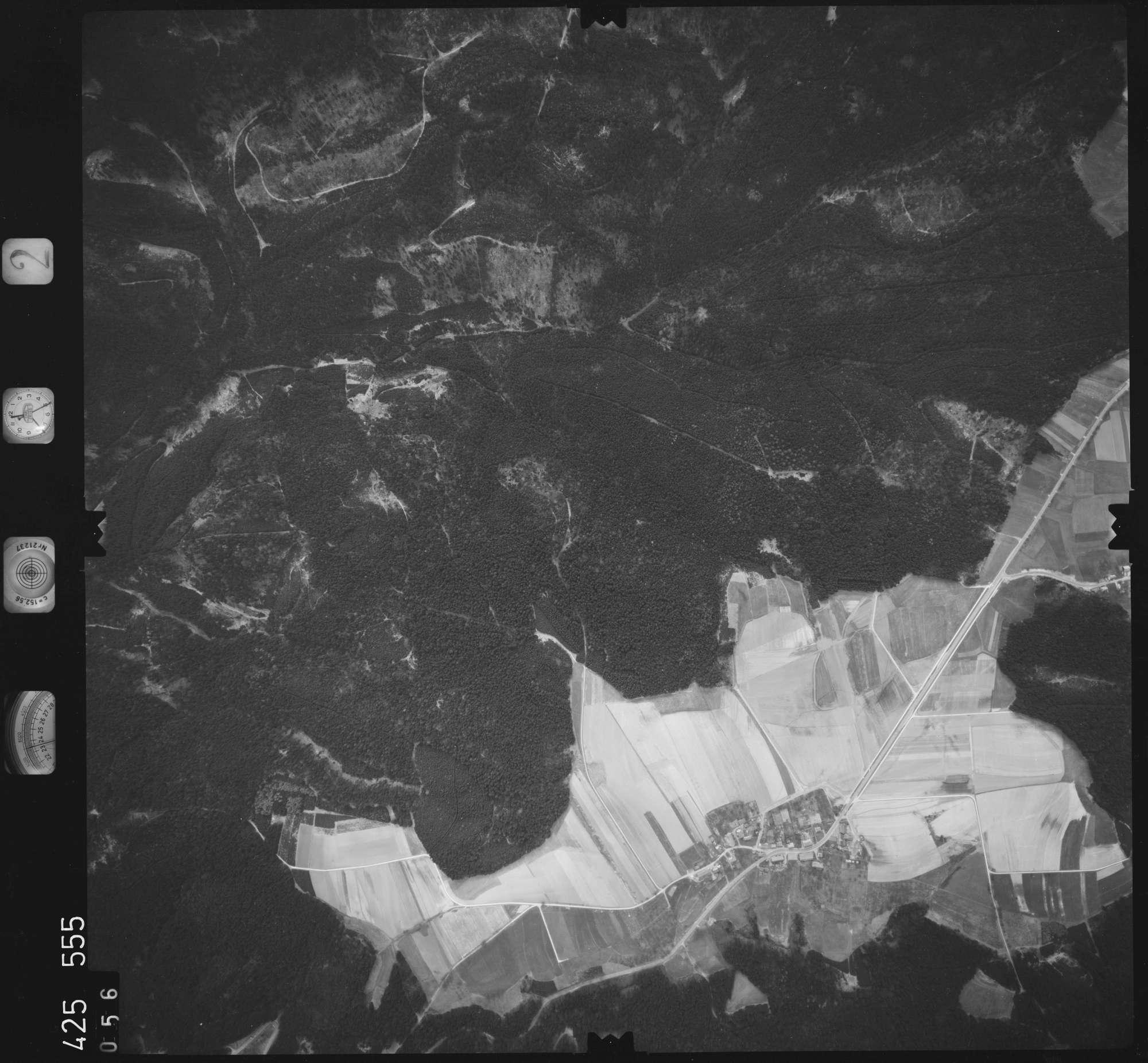 Luftbild: Film 2 Bildnr. 56, Bild 1