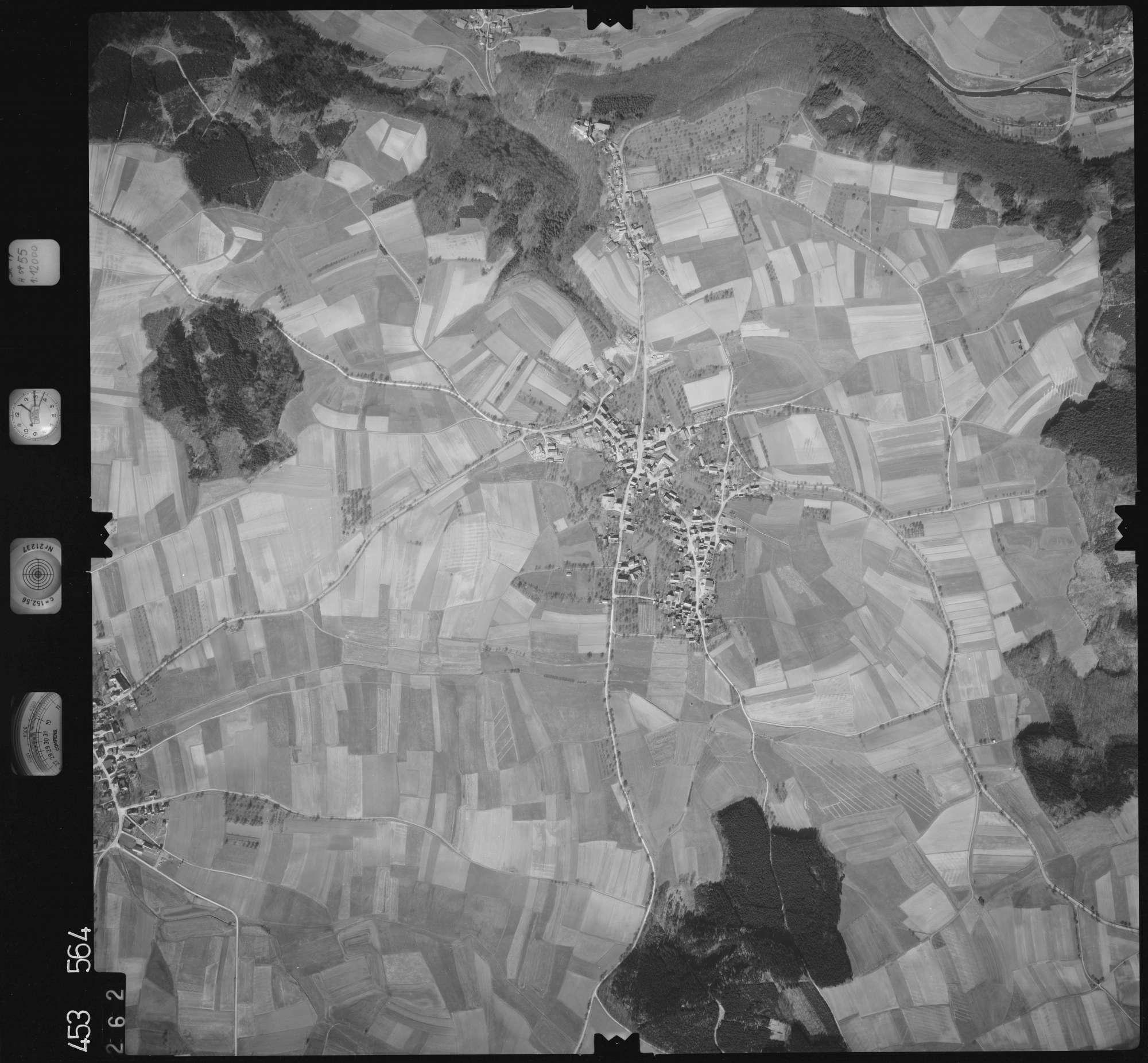 Luftbild: Film 16 Bildnr. 262, Bild 1
