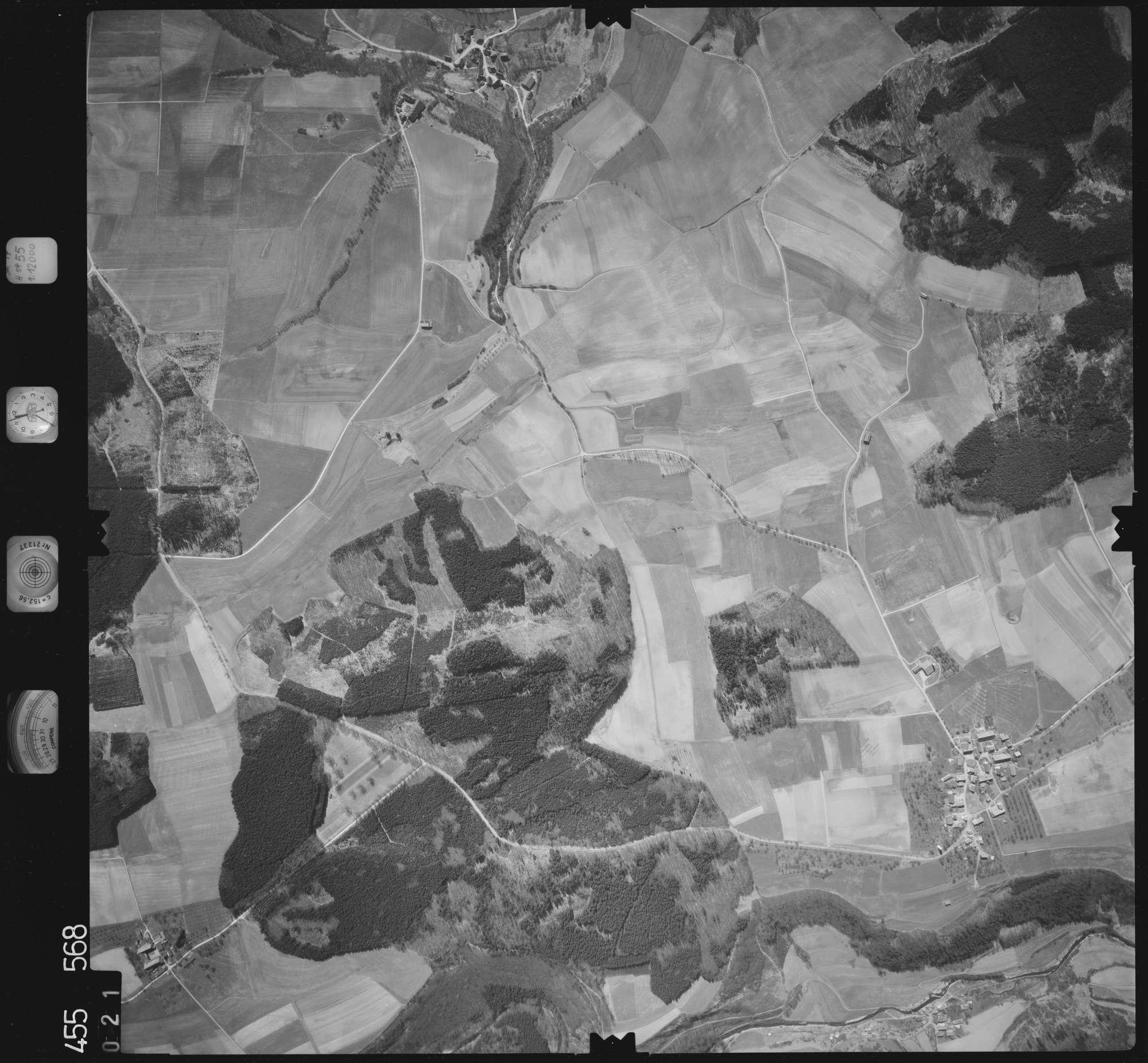 Luftbild: Film 17 Bildnr. 21, Bild 1