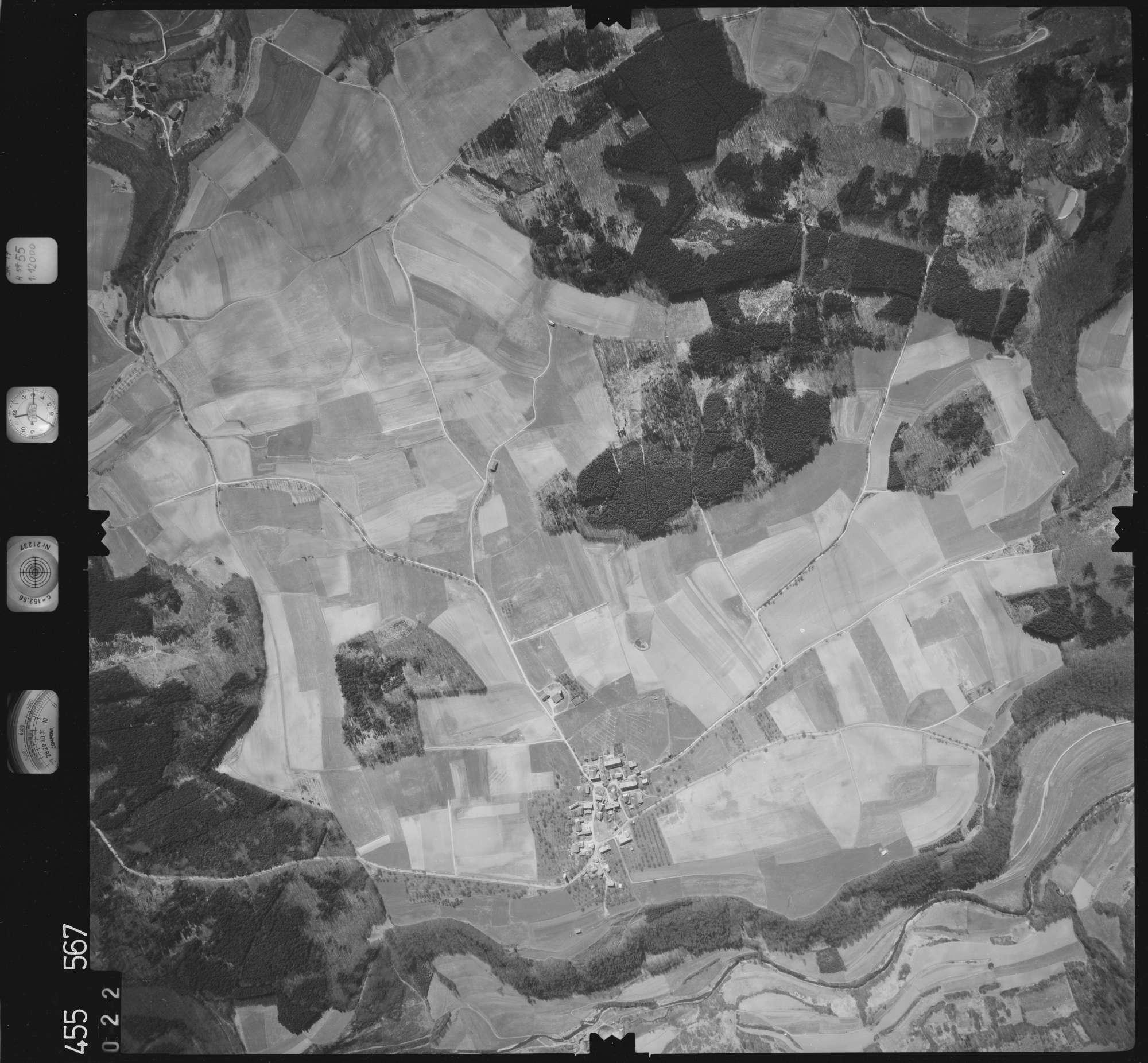 Luftbild: Film 17 Bildnr. 22, Bild 1