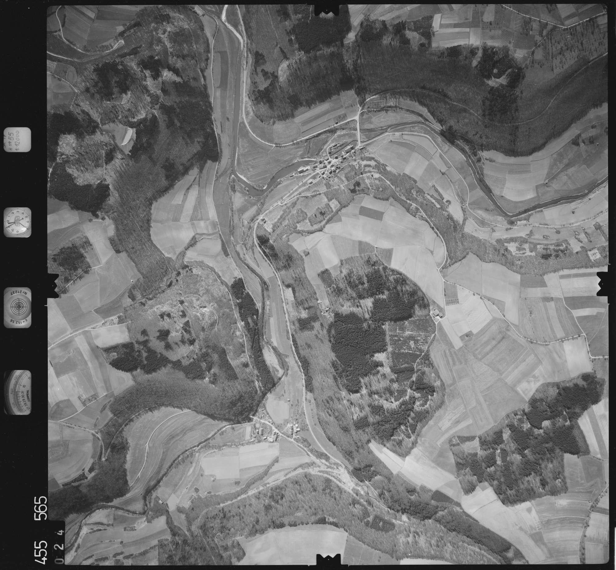 Luftbild: Film 17 Bildnr. 24, Bild 1