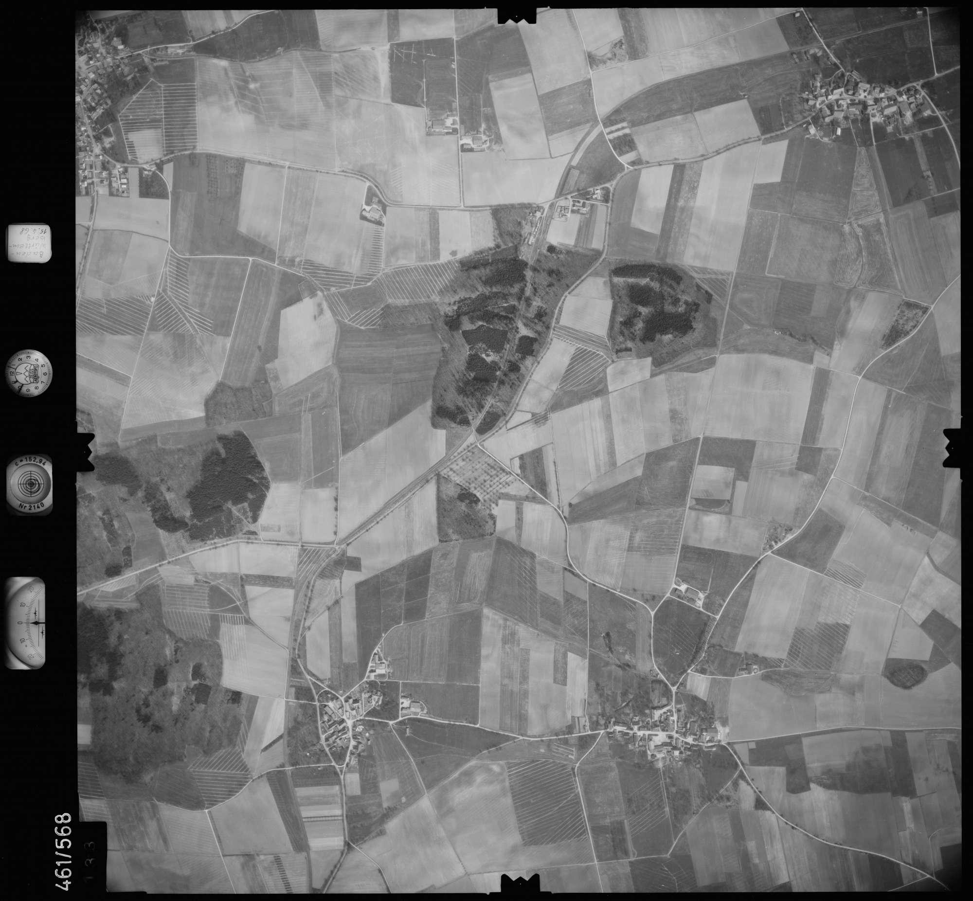Luftbild: Film 105 Bildnr. 133, Bild 1