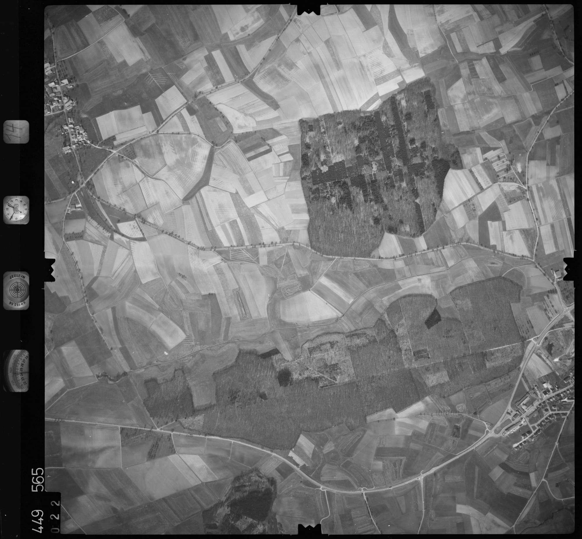 Luftbild: Film 14 Bildnr. 22, Bild 1