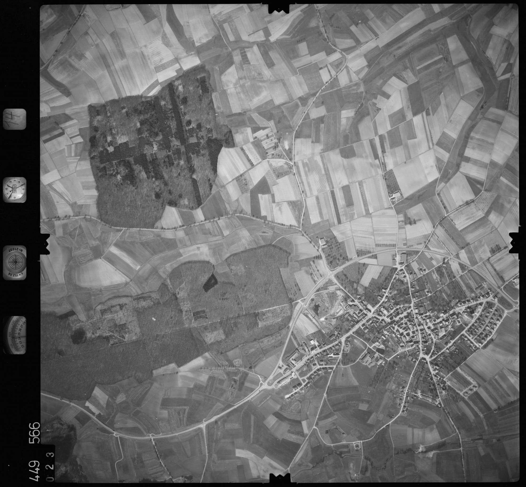 Luftbild: Film 14 Bildnr. 23, Bild 1