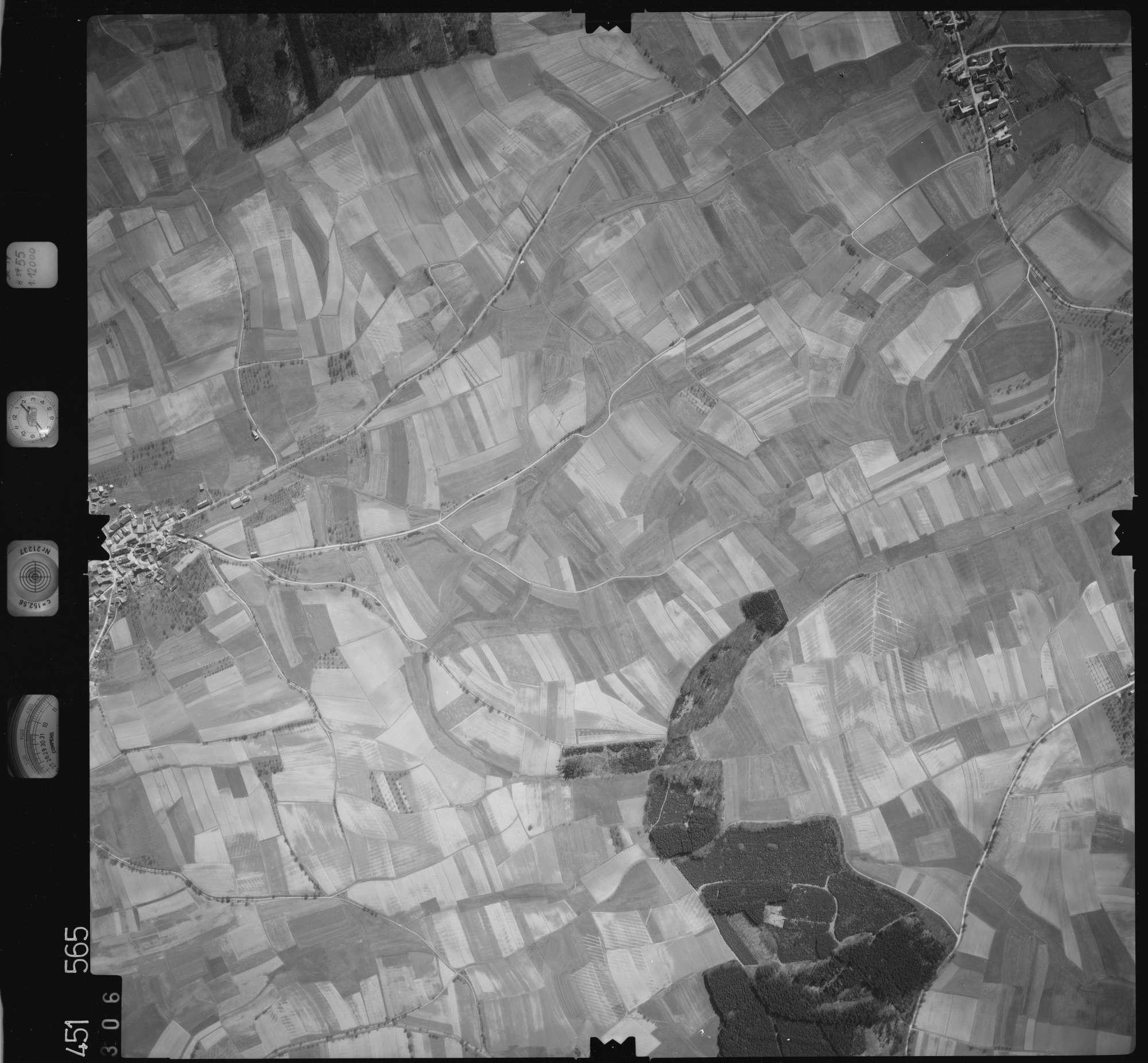 Luftbild: Film 15 Bildnr. 306, Bild 1