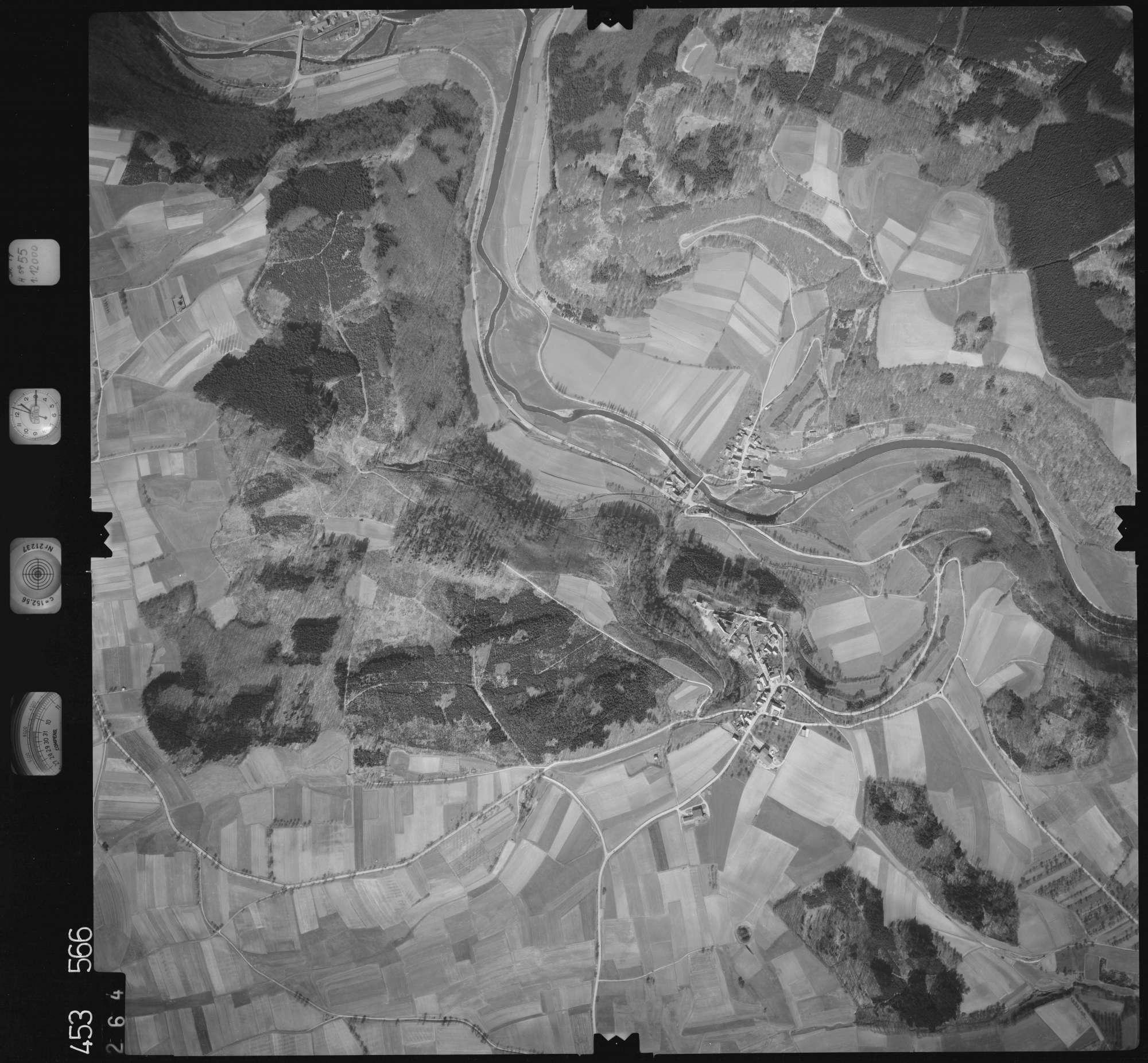 Luftbild: Film 16 Bildnr. 264, Bild 1
