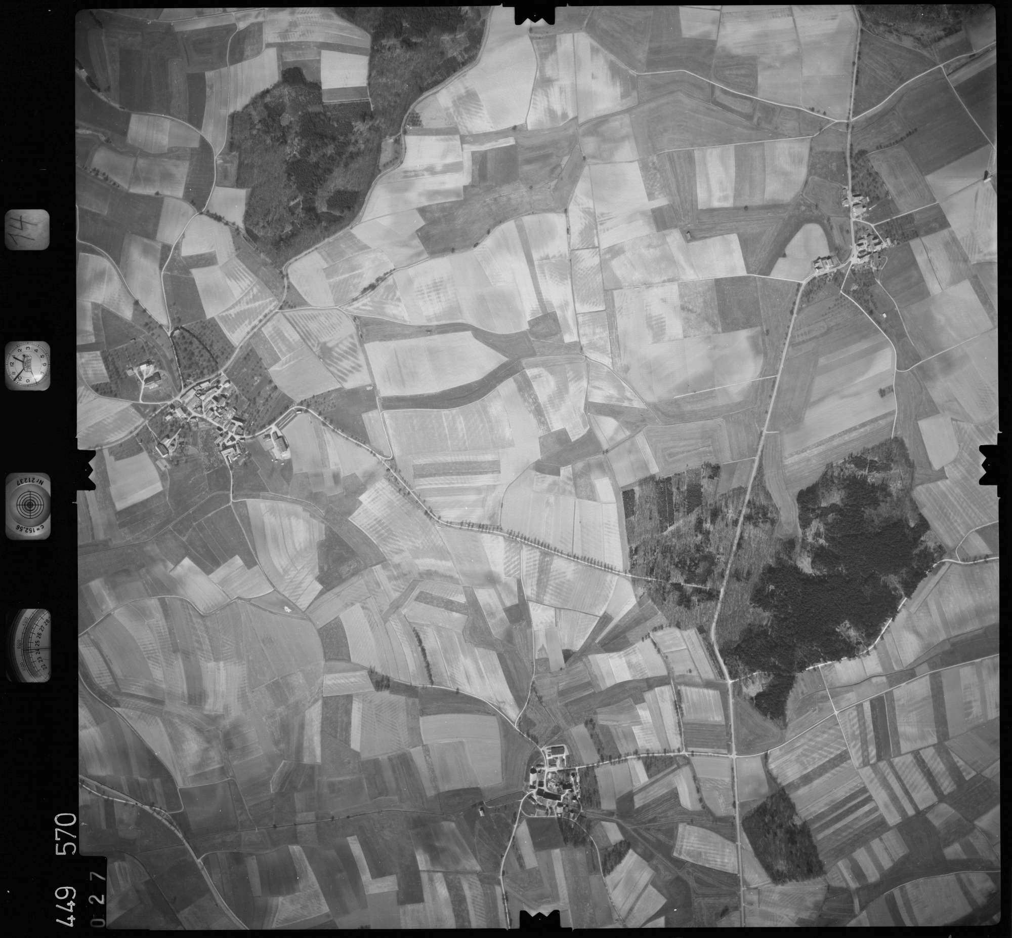 Luftbild: Film 14 Bildnr. 27, Bild 1