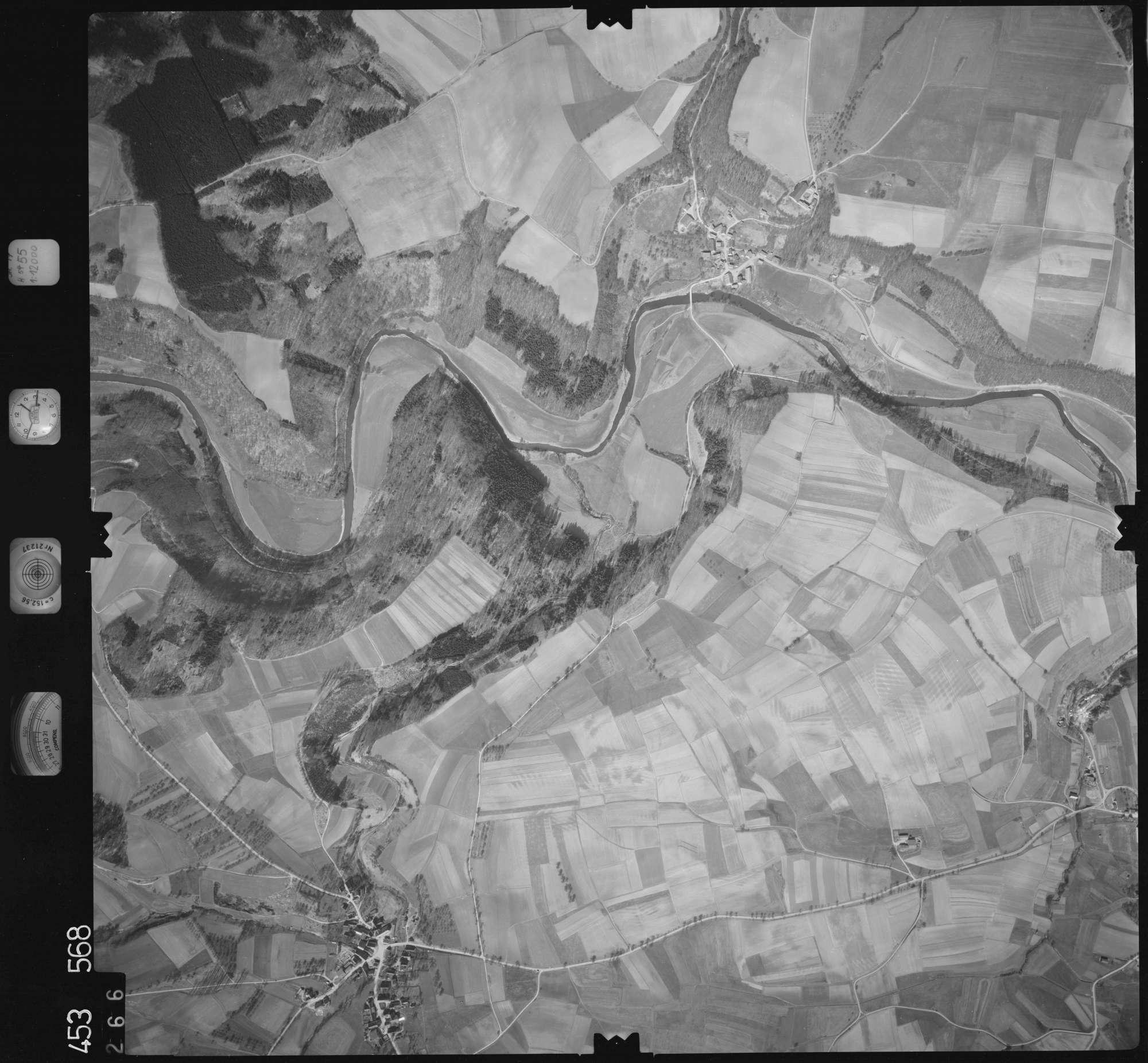 Luftbild: Film 16 Bildnr. 266, Bild 1
