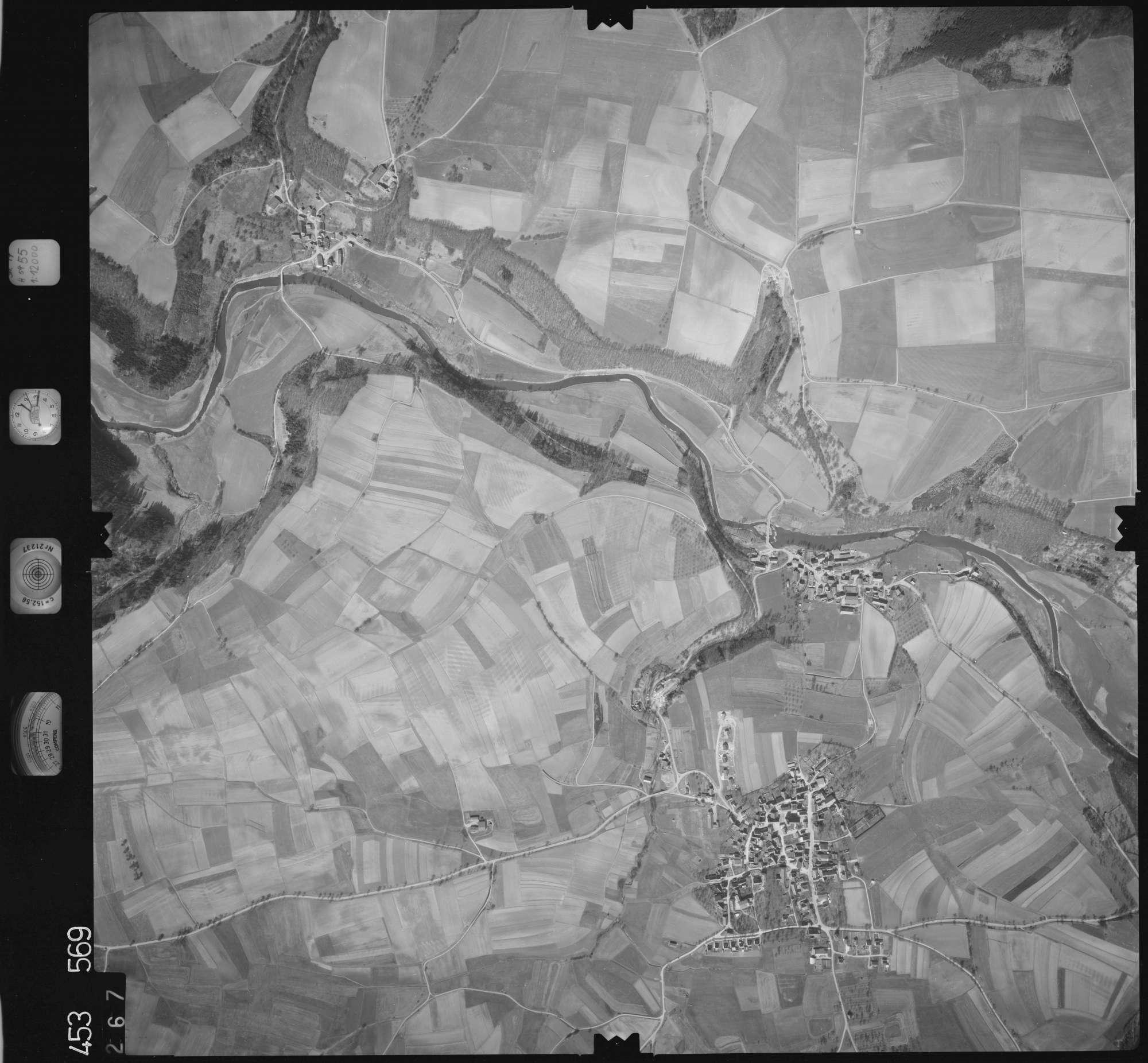 Luftbild: Film 16 Bildnr. 267, Bild 1
