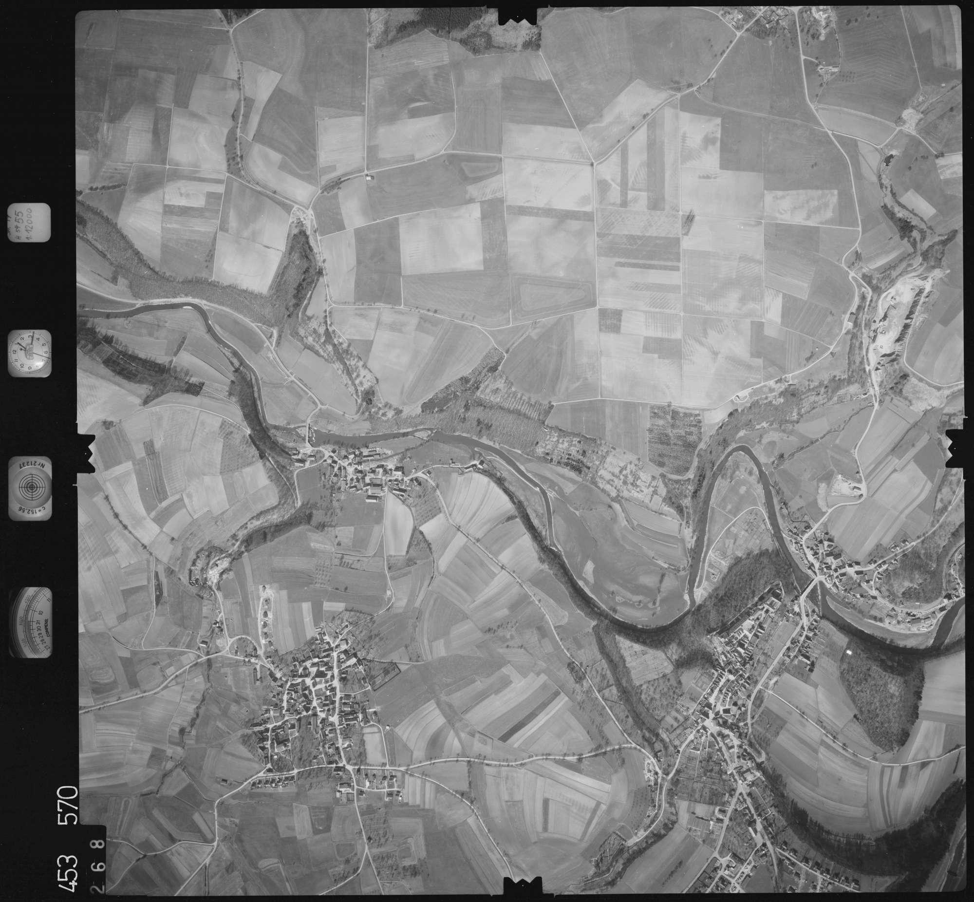 Luftbild: Film 16 Bildnr. 268, Bild 1