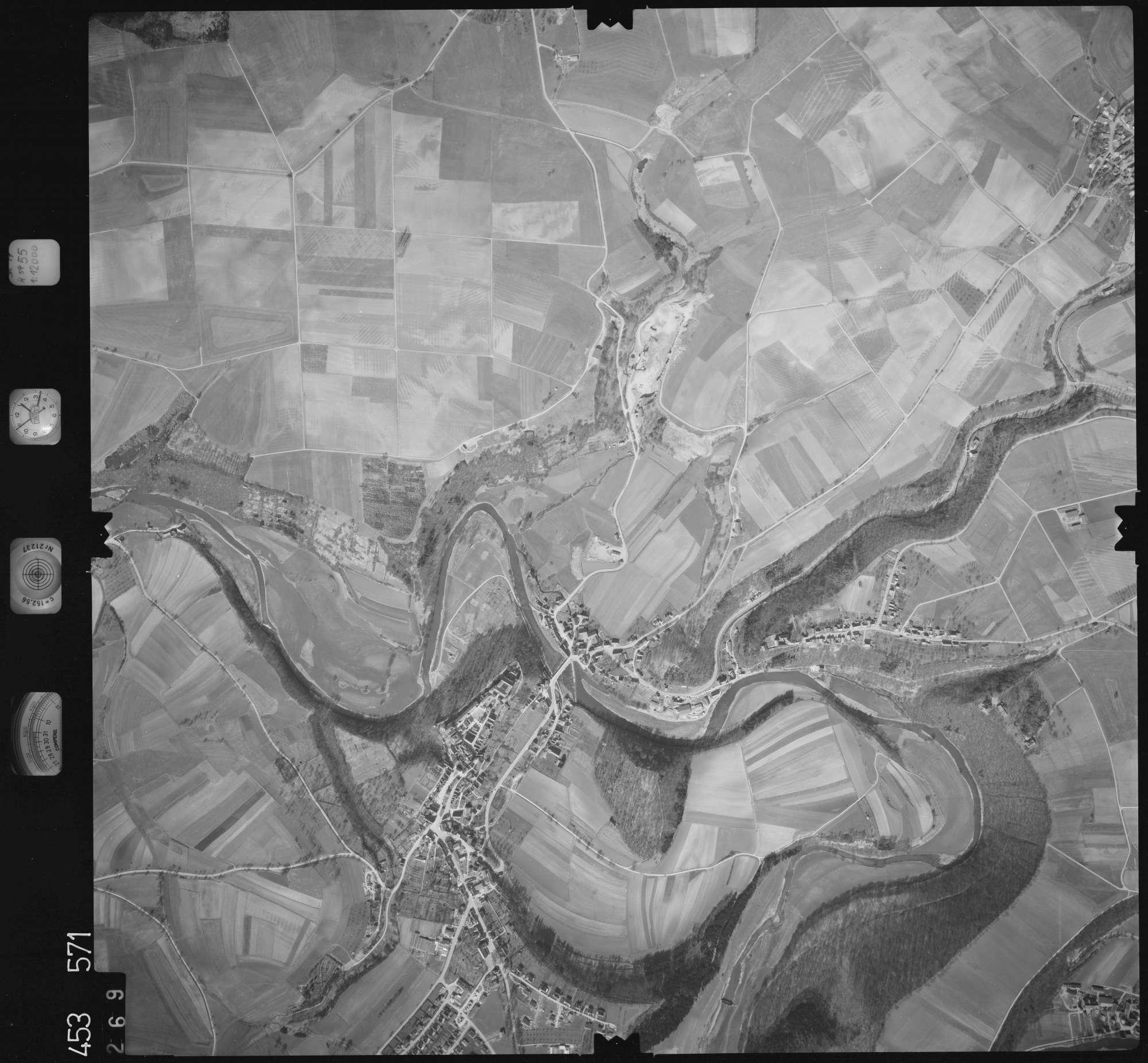 Luftbild: Film 16 Bildnr. 269, Bild 1