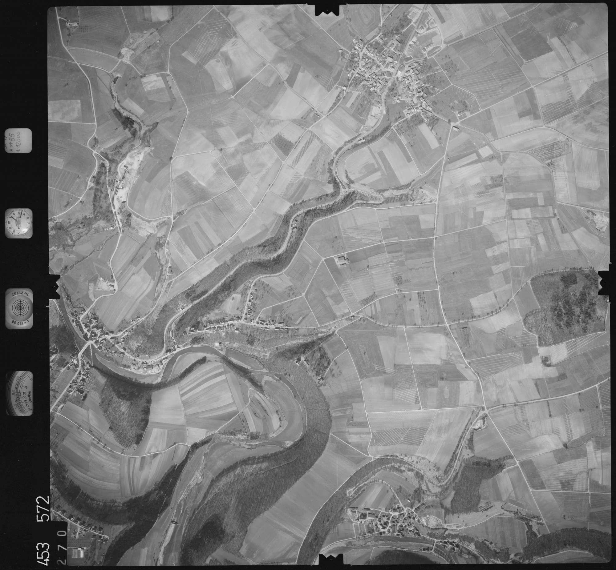 Luftbild: Film 16 Bildnr. 270, Bild 1