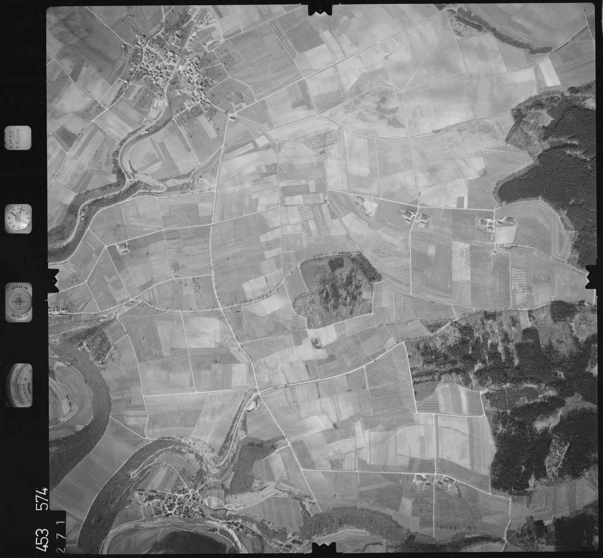 Luftbild: Film 16 Bildnr. 271, Bild 1