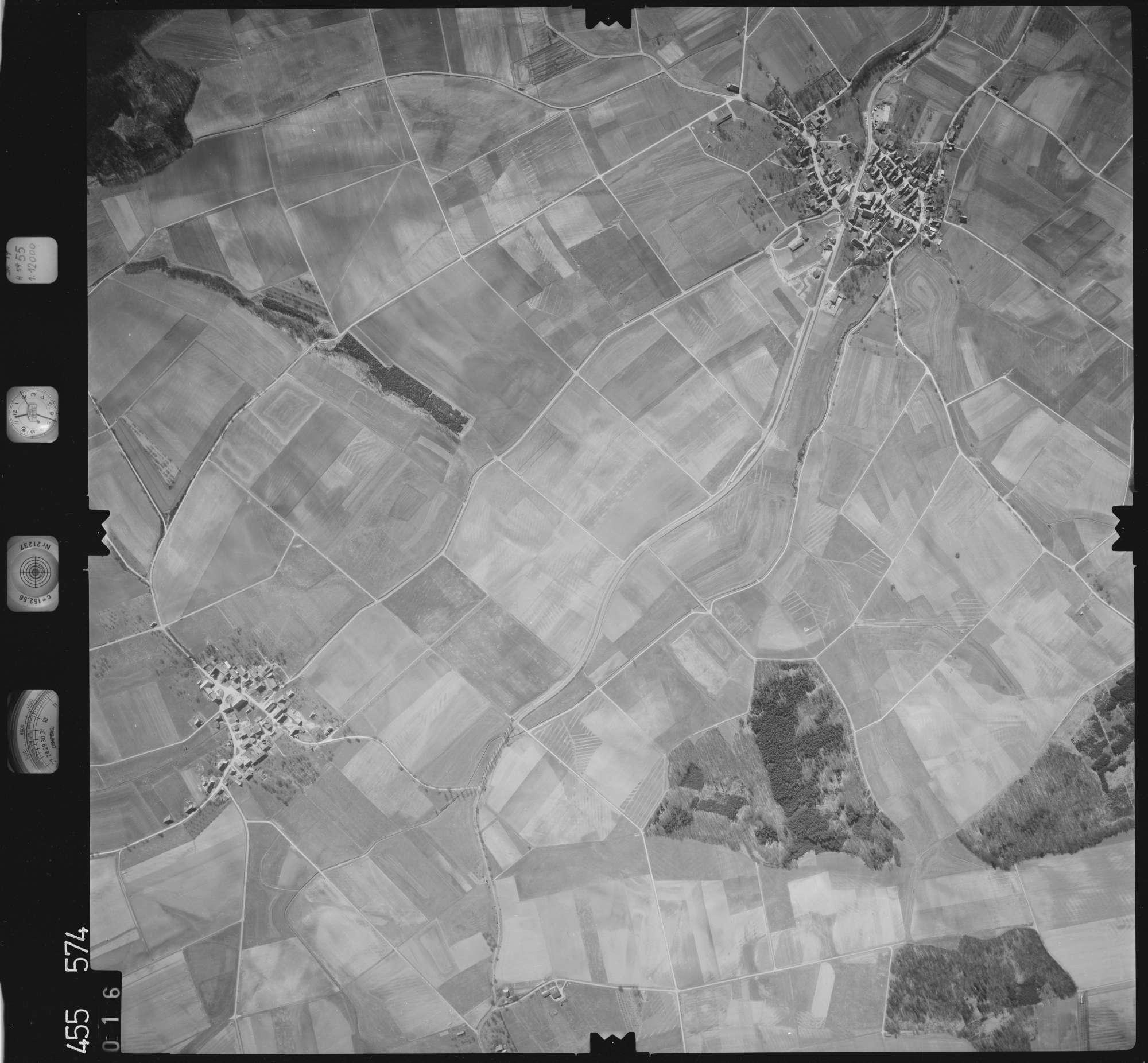 Luftbild: Film 17 Bildnr. 16, Bild 1