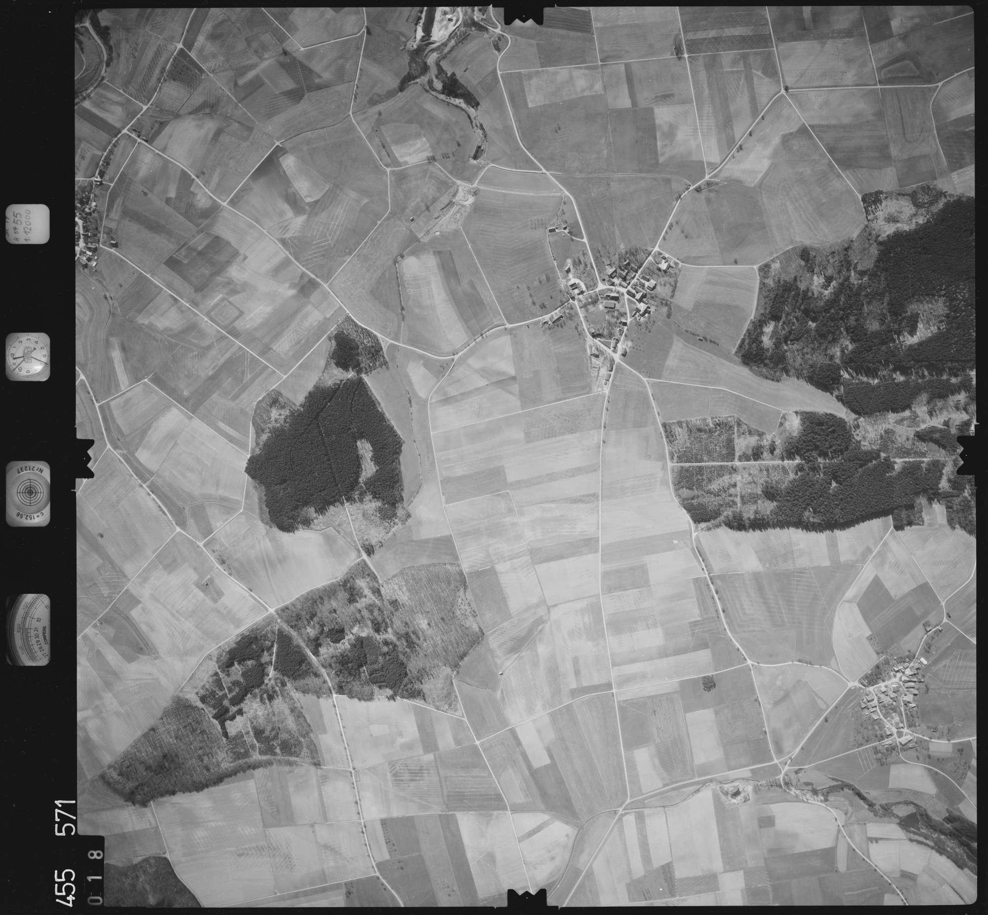 Luftbild: Film 17 Bildnr. 18, Bild 1