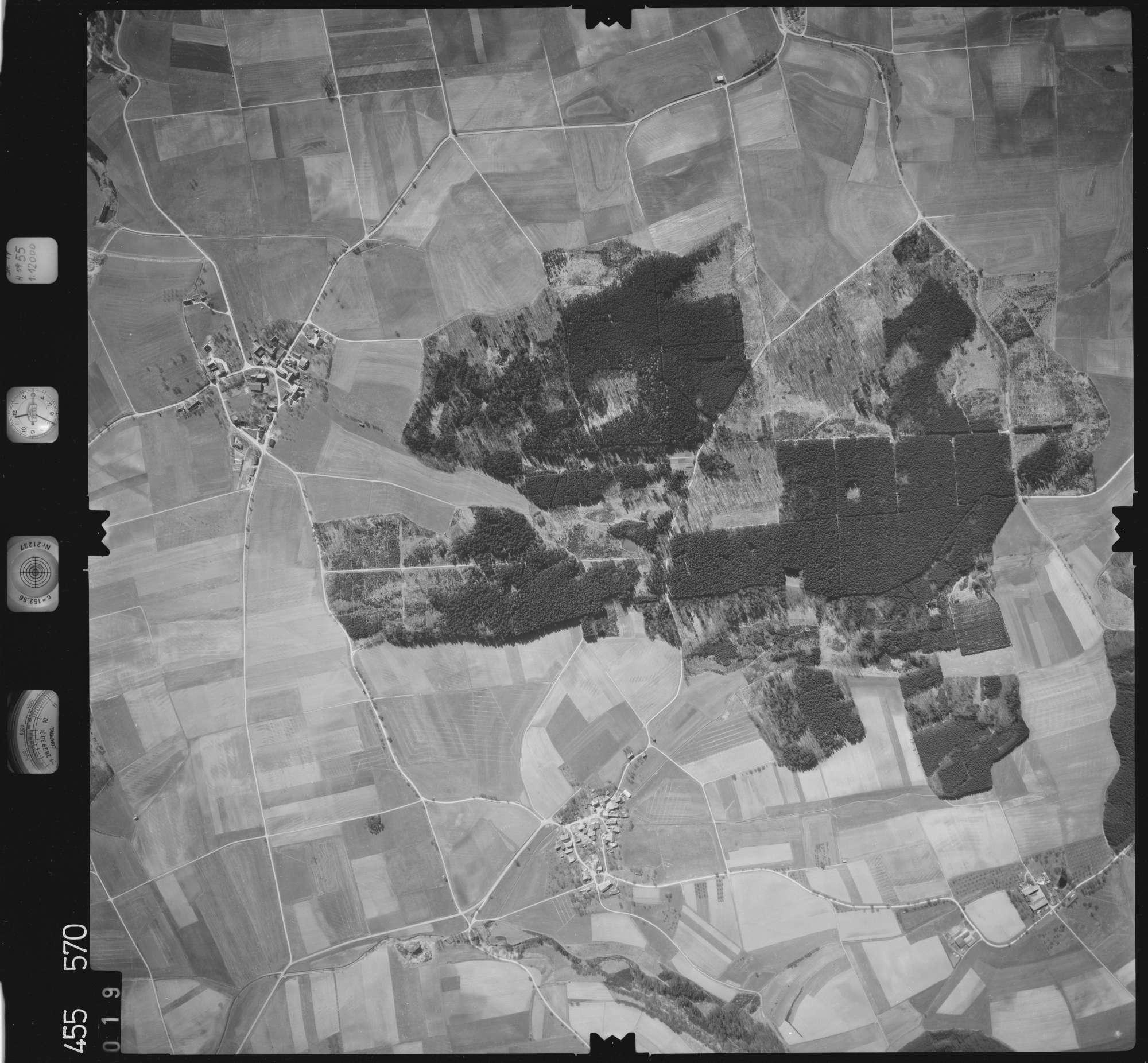 Luftbild: Film 17 Bildnr. 19, Bild 1