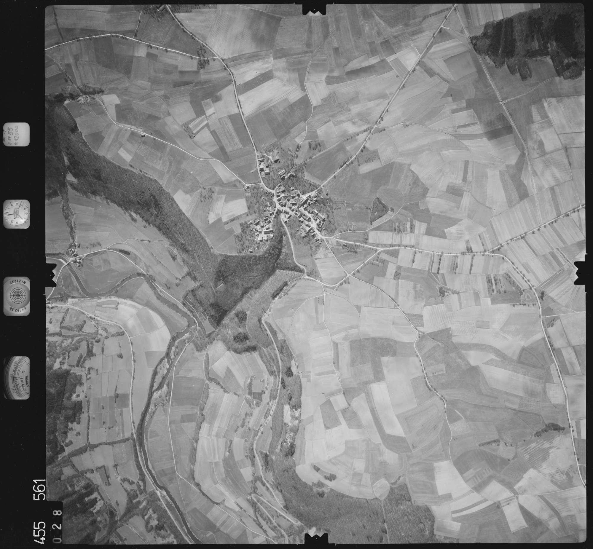 Luftbild: Film 17 Bildnr. 28, Bild 1